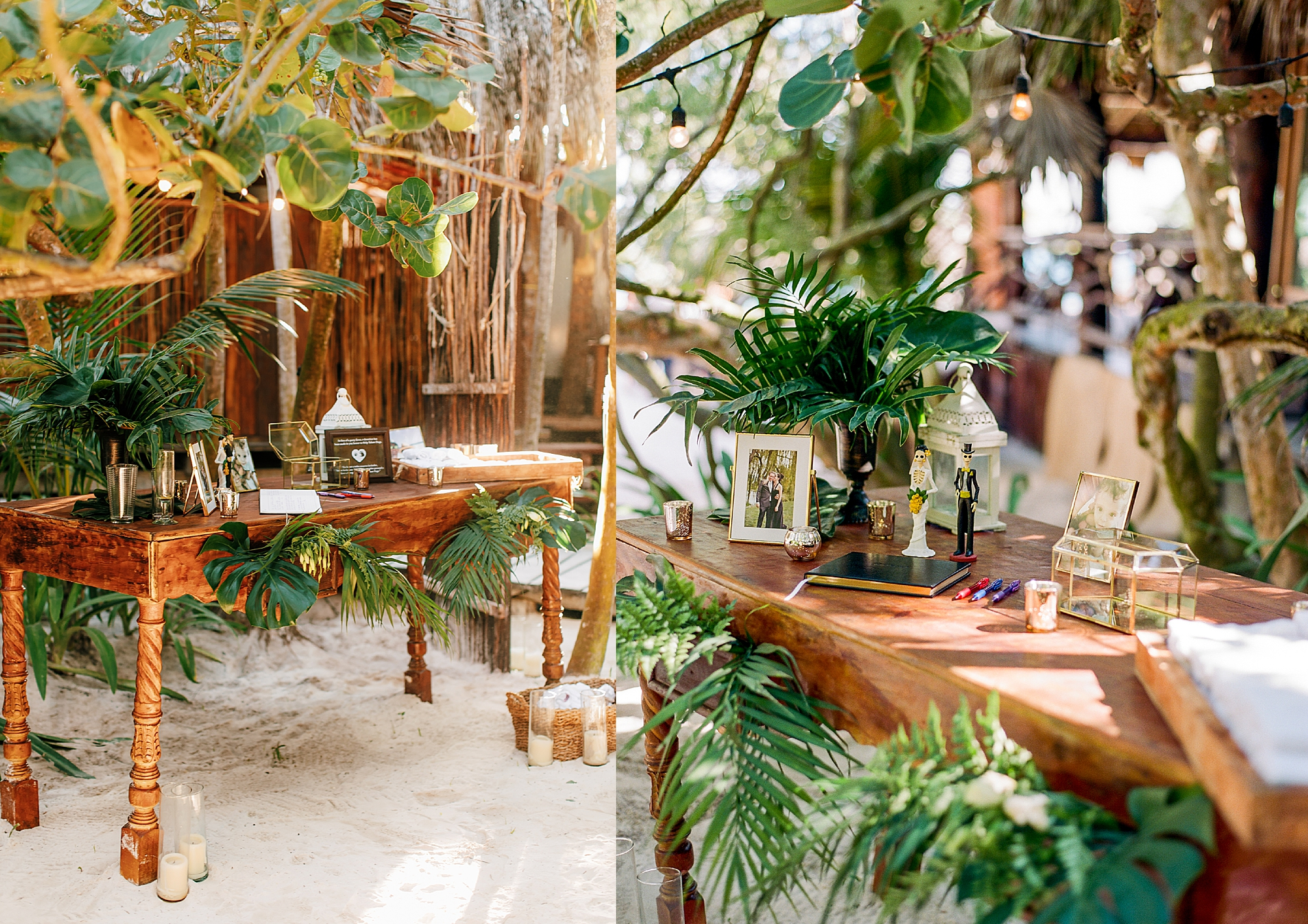 Stylish and Candid Destination Film Wedding Photography in Tulum Mexico by Magdalena Studios 0049