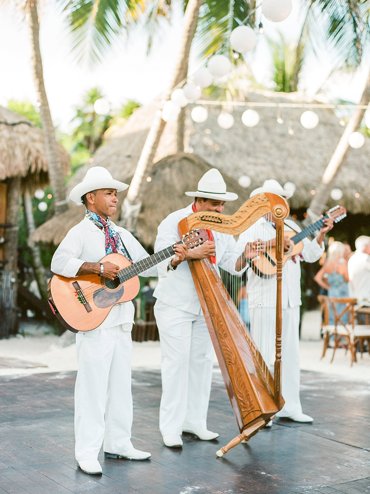Stylish and Candid Destination Film Wedding Photography in Tulum Mexico by Magdalena Studios 0050