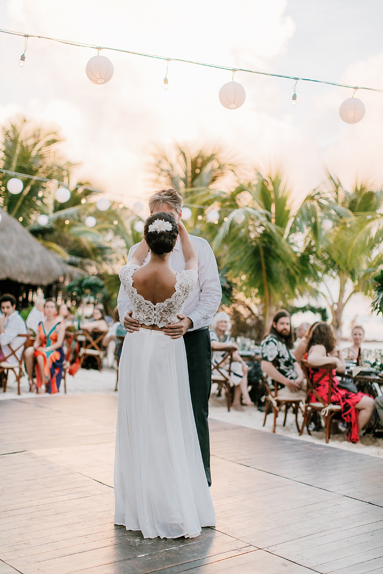 Stylish and Candid Destination Film Wedding Photography in Tulum Mexico by Magdalena Studios 0052
