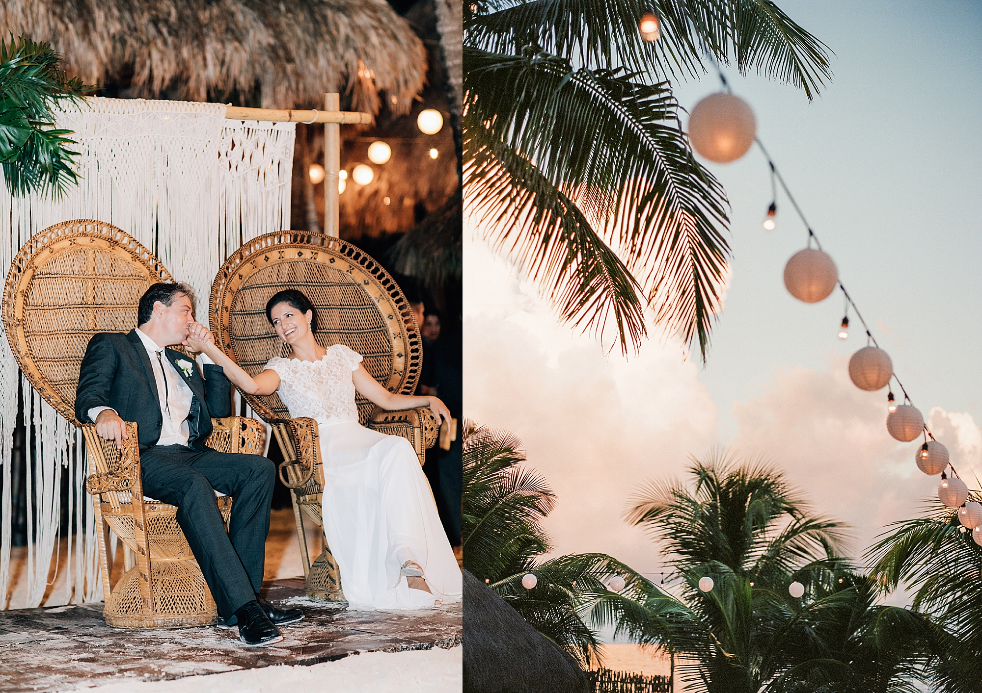 Stylish and Candid Destination Film Wedding Photography in Tulum Mexico by Magdalena Studios 0057