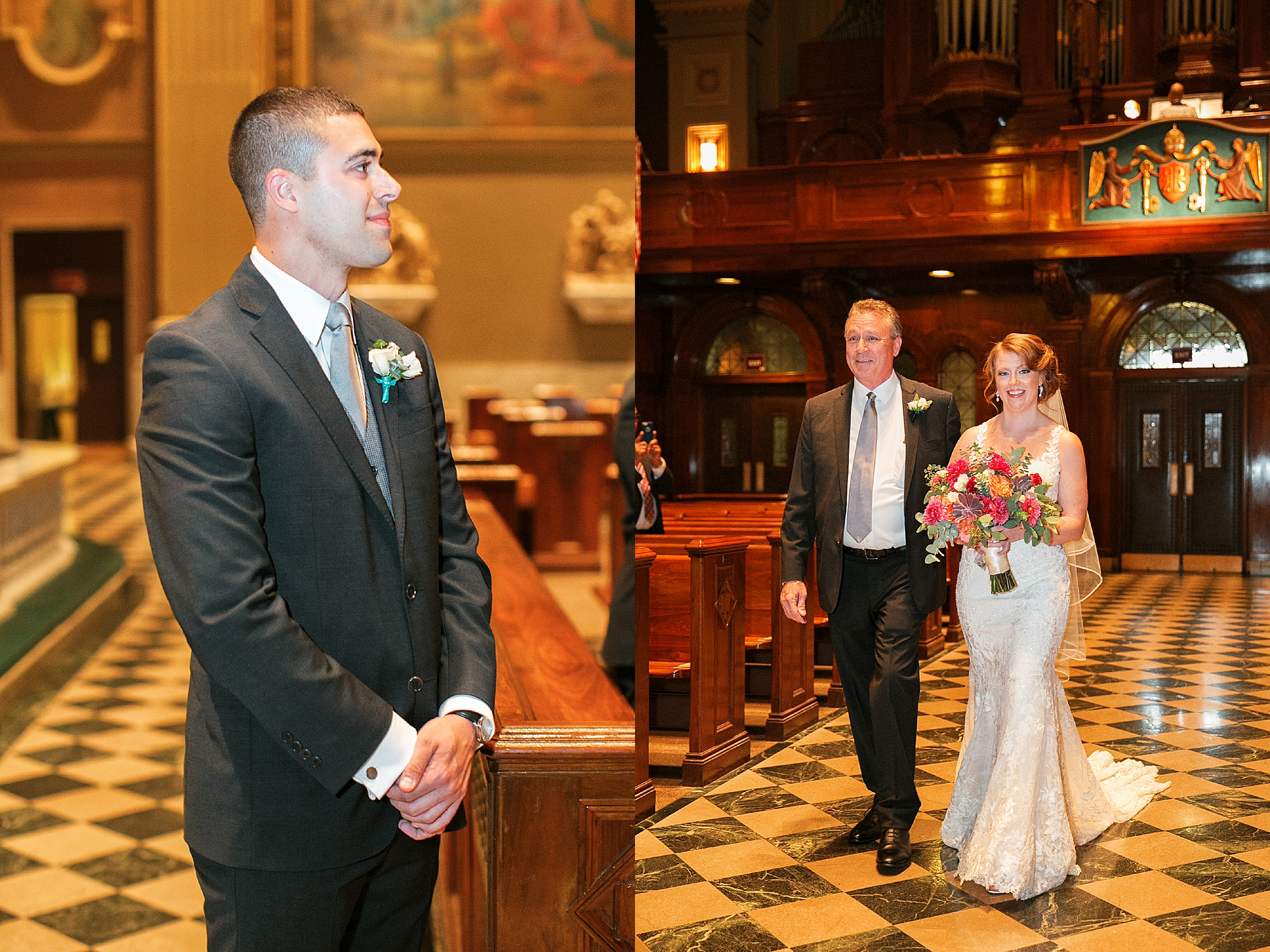 Genuine and Natural Philadelphia Wedding Photography by Magdalena Studios 0020