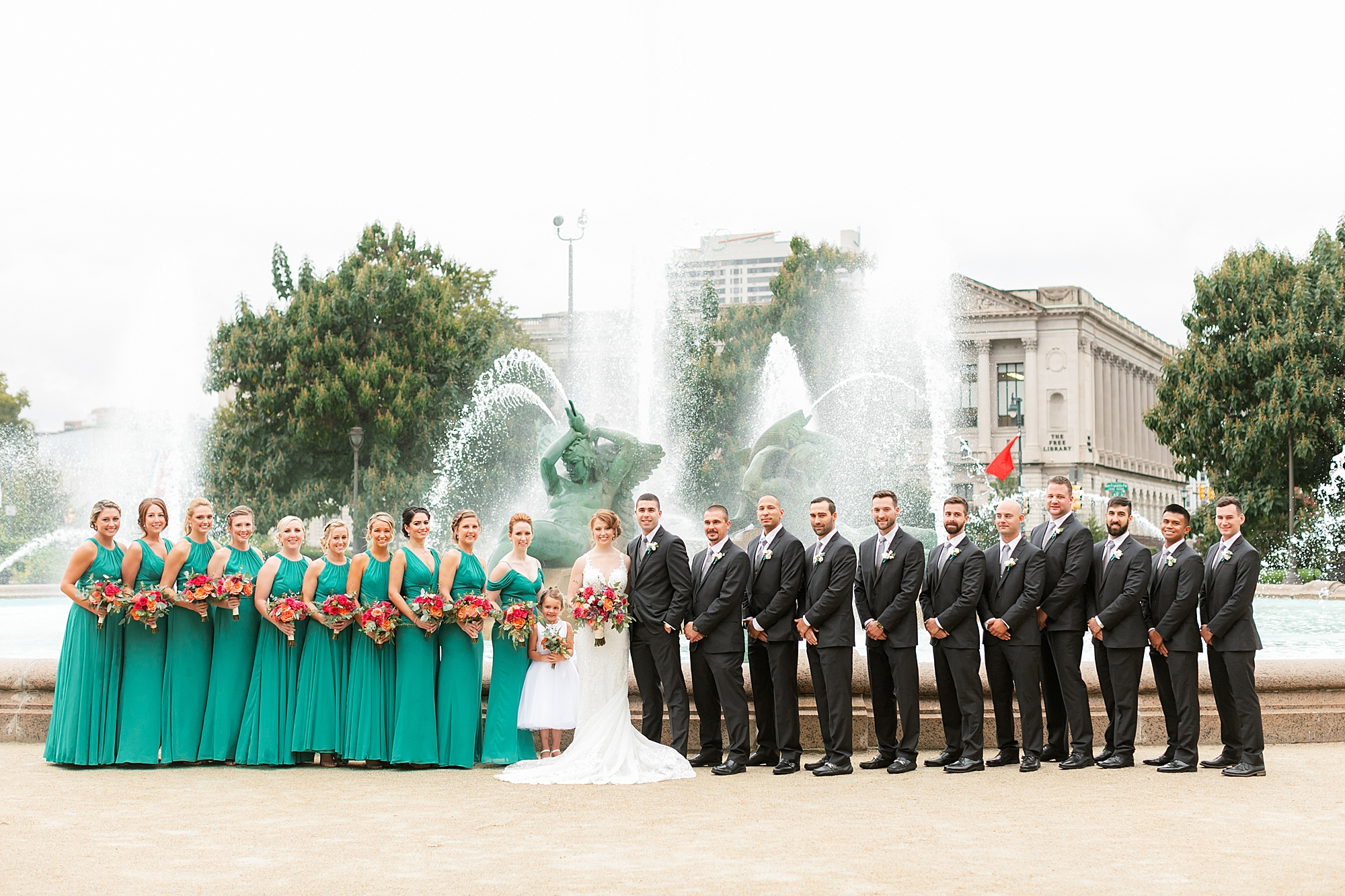 Genuine and Natural Philadelphia Wedding Photography by Magdalena Studios 0024