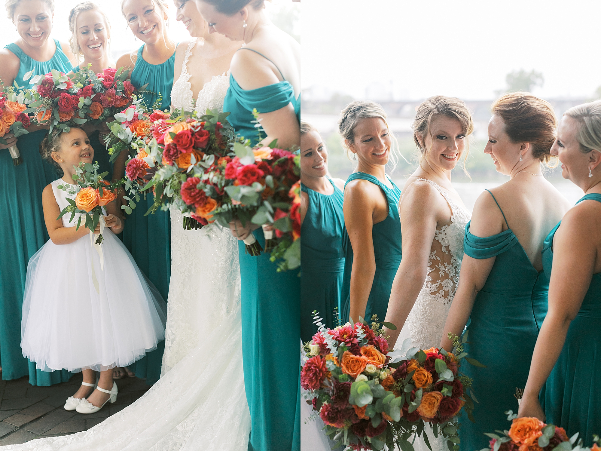Genuine and Natural Philadelphia Wedding Photography by Magdalena Studios 0027