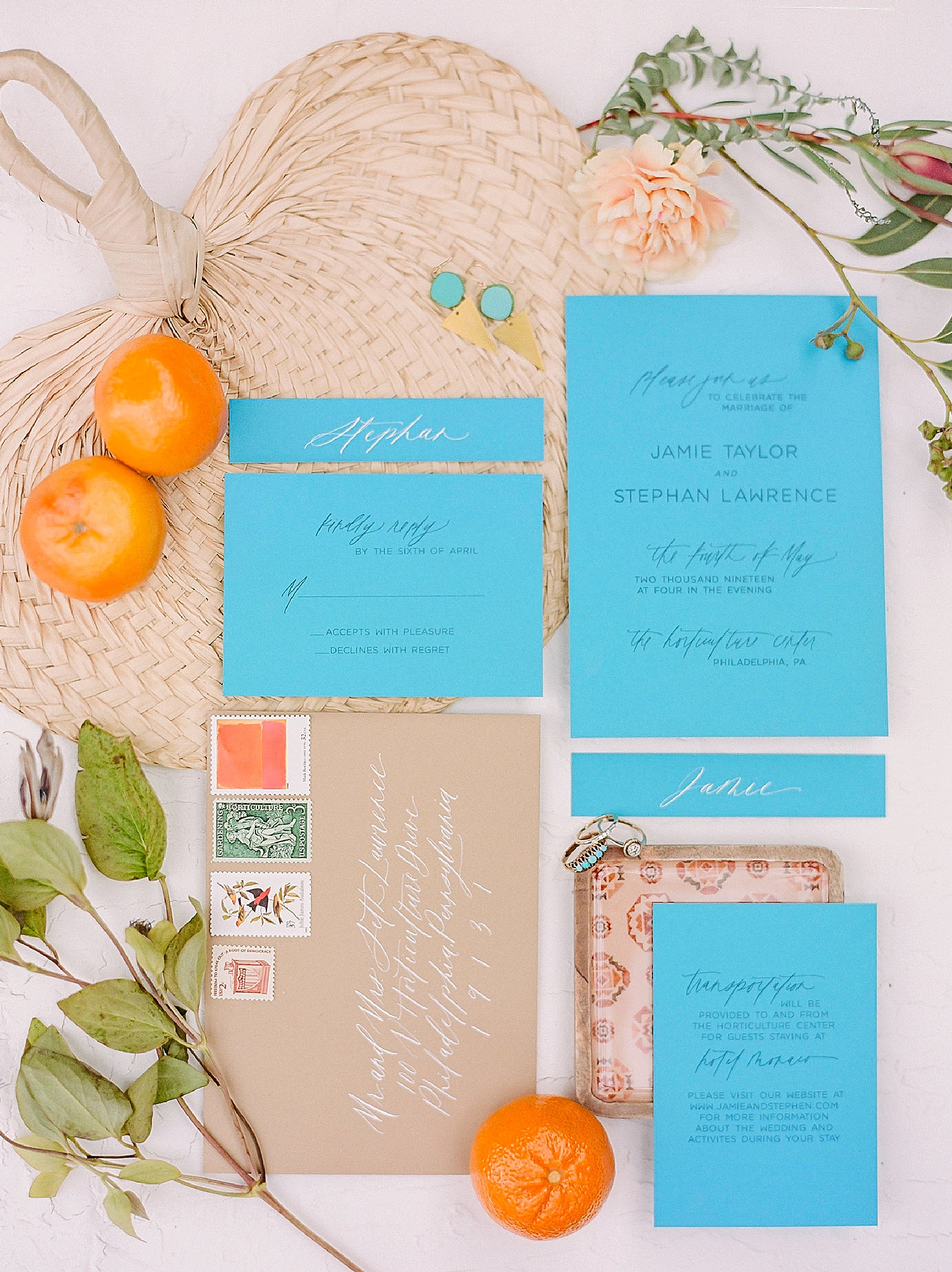 Colorful and Vibrant Wedding Photography at Fairmount Horticultural Center by Magdalena Studios 0001