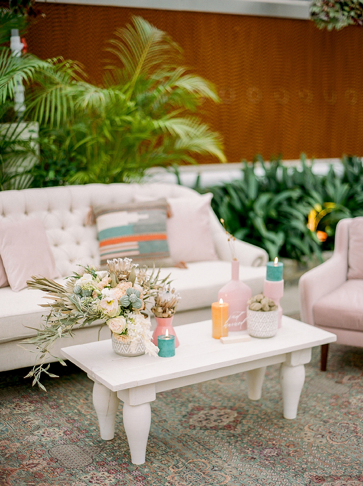 Colorful and Vibrant Wedding Photography at Fairmount Horticultural Center by Magdalena Studios 0040