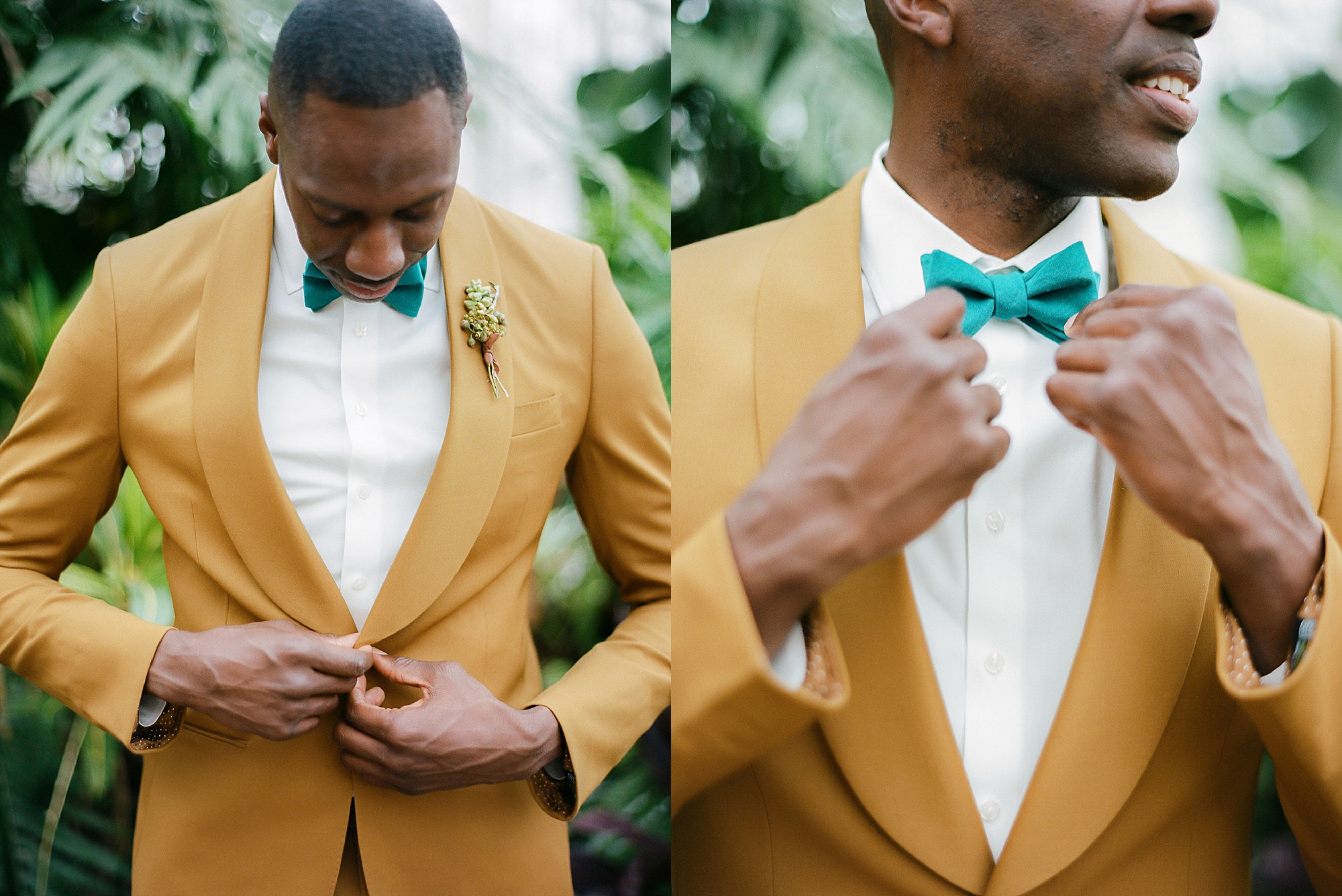 Colorful and Vibrant Wedding Photography at Fairmount Horticultural Center by Magdalena Studios 0051