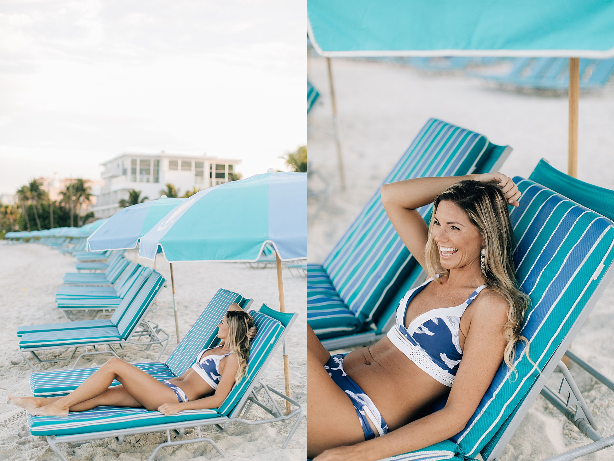 Vibrant and Bright Swimwear Photography by Magdalena Studios for Coveline Swimwear 0011