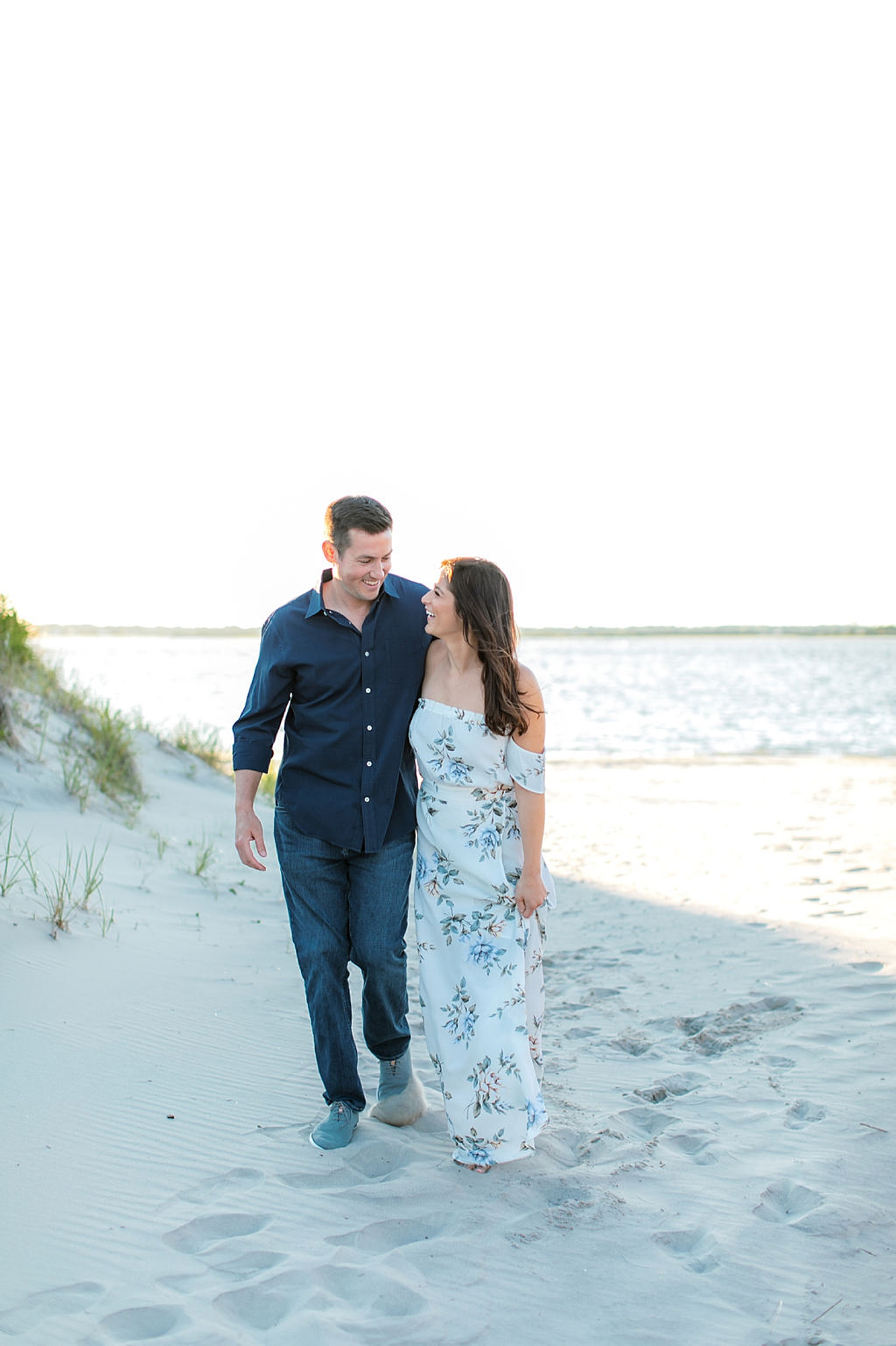 Film Engagement Session Photography in Ocean City NJ by Magdalena Studios 0036