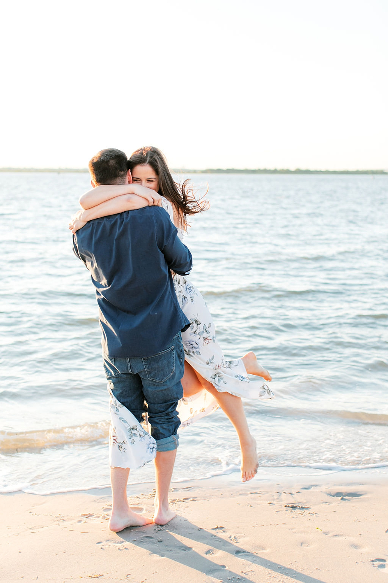 Film Engagement Session Photography in Ocean City NJ by Magdalena Studios 0044