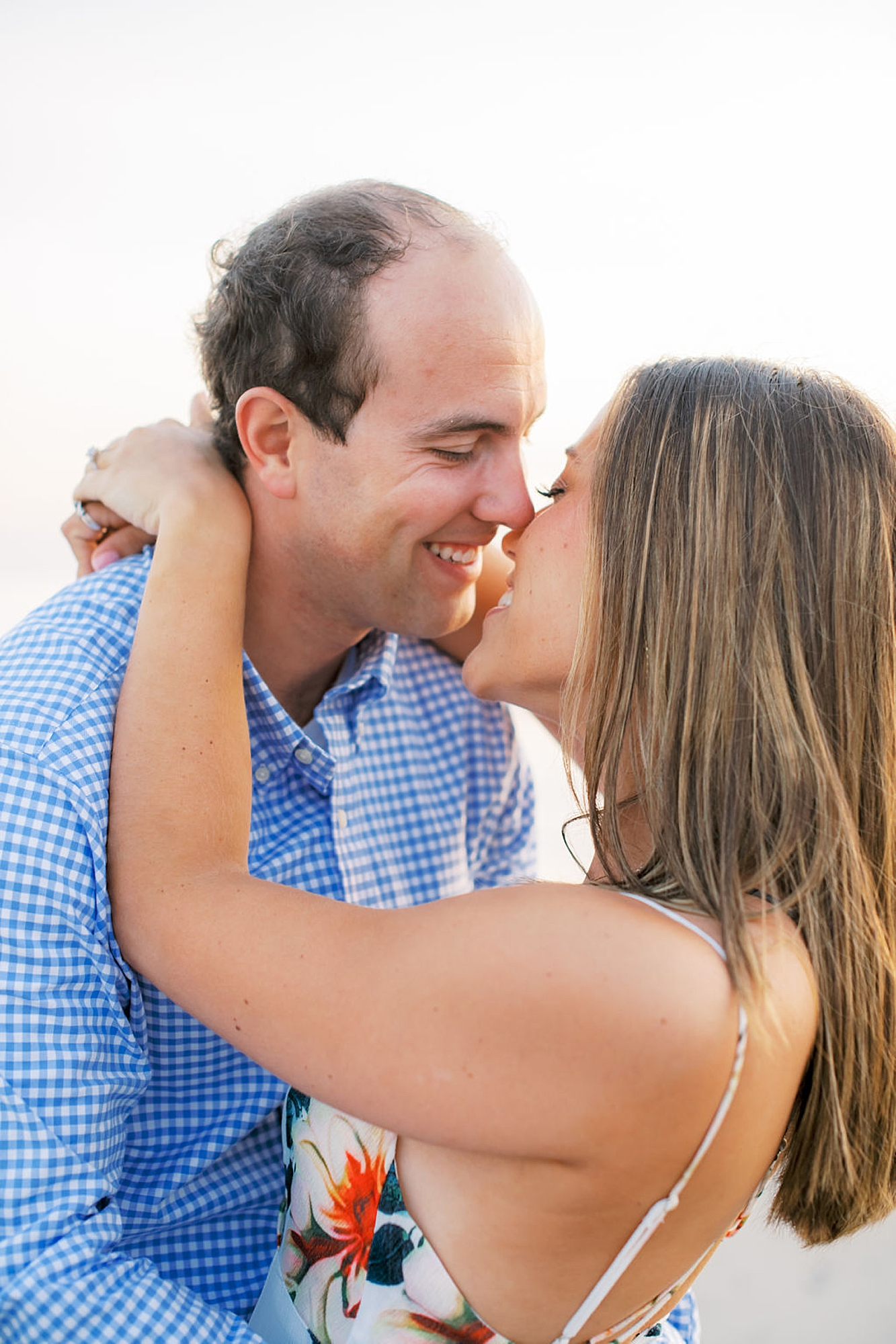 Organic and Romantic Engagement Photography in Ocean City NJ by Magdalena Studios 0005