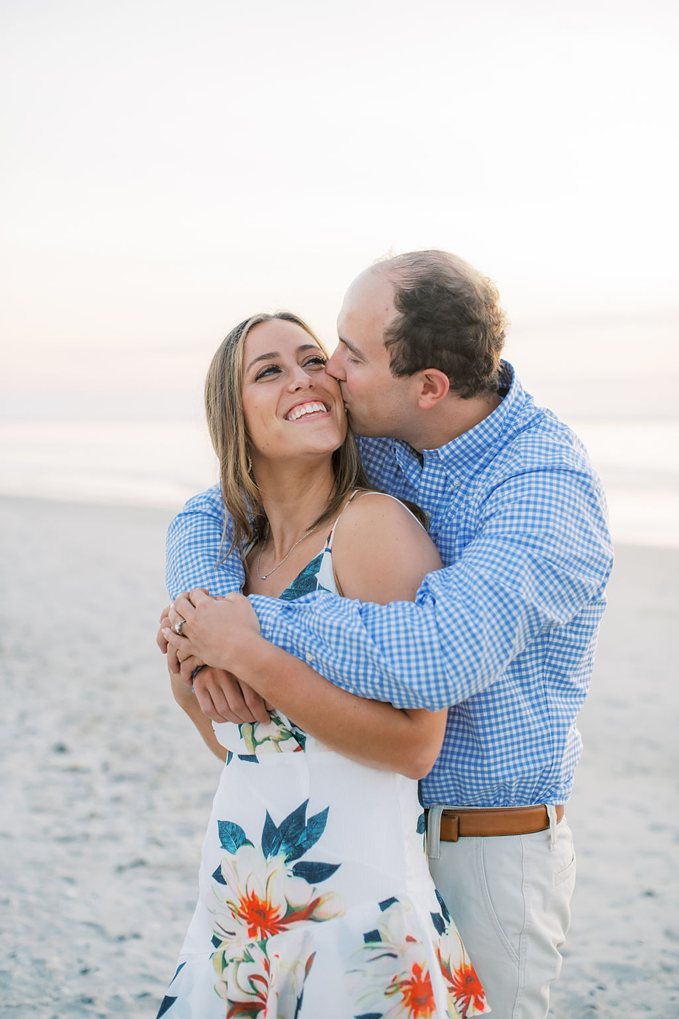 Organic and Romantic Engagement Photography in Ocean City NJ by Magdalena Studios 0007
