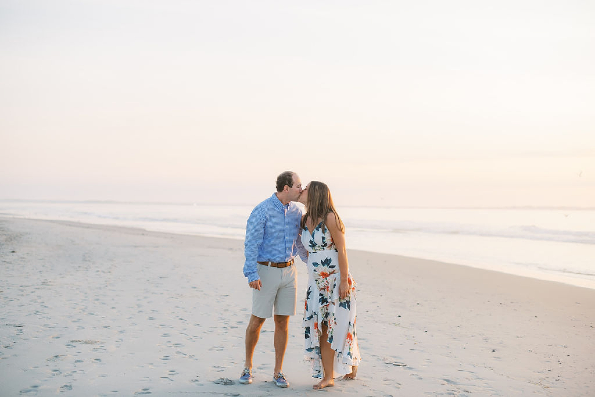 Organic and Romantic Engagement Photography in Ocean City NJ by Magdalena Studios 0013