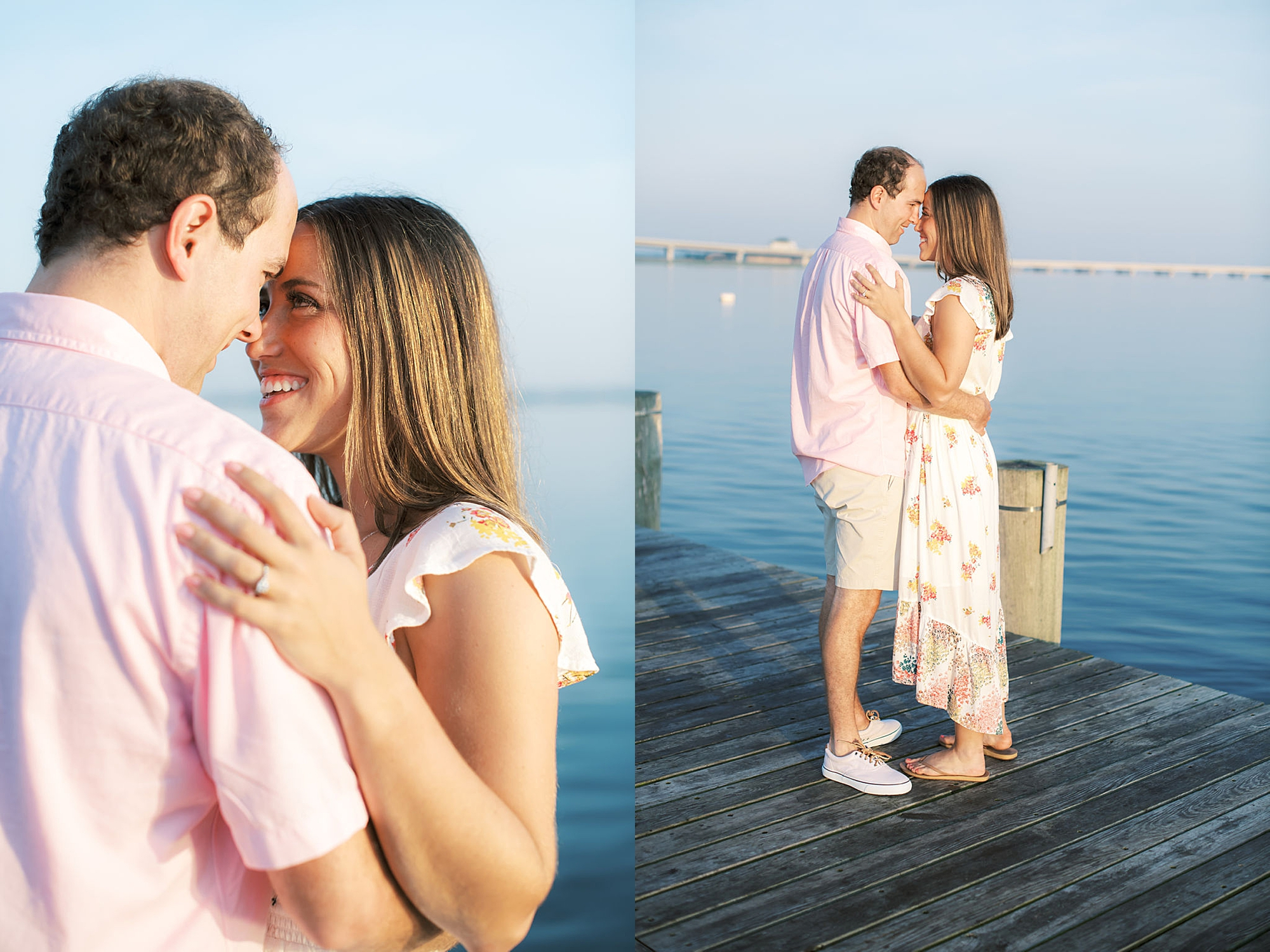 Organic and Romantic Engagement Photography in Ocean City NJ by Magdalena Studios 0021