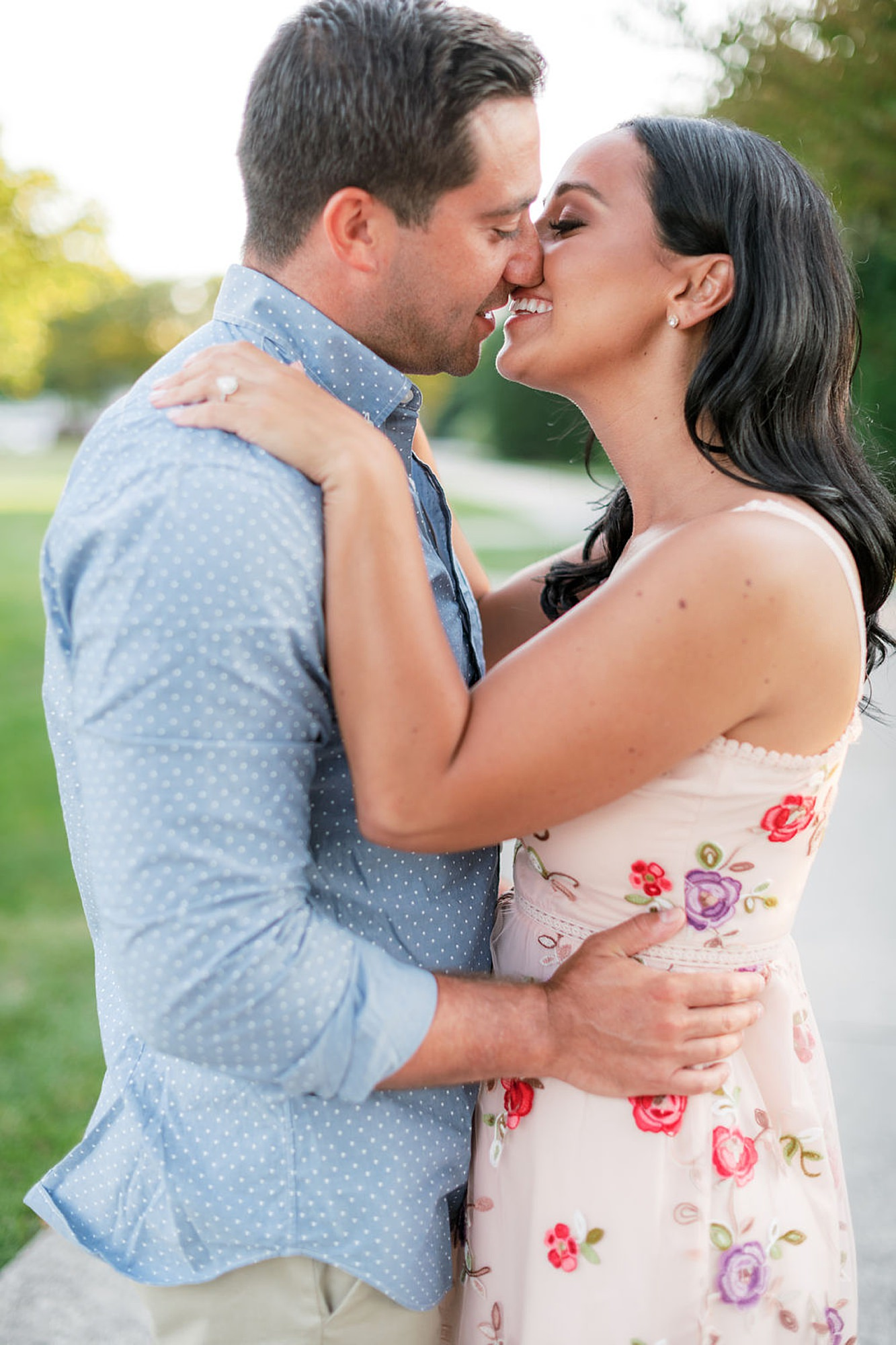 Airy and Bright Engagement Photography in Ocean City NJ by Magdalena Studios 0017