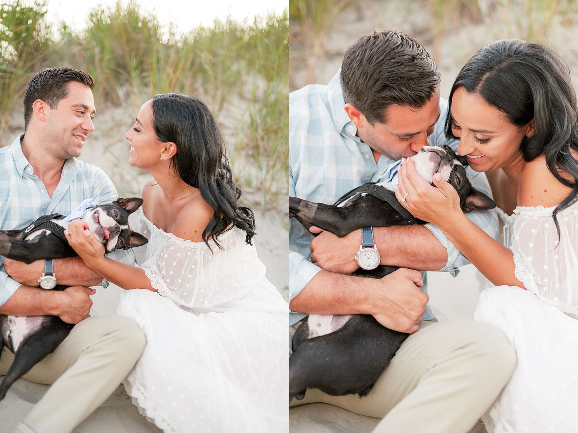 Airy and Bright Engagement Photography in Ocean City NJ by Magdalena Studios 0019