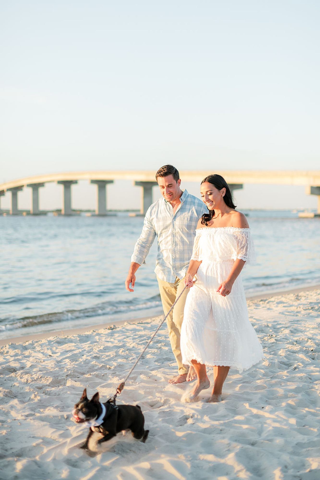 Airy and Bright Engagement Photography in Ocean City NJ by Magdalena Studios 0026