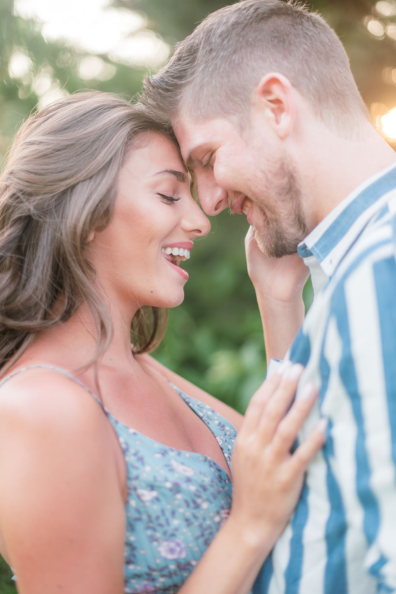 Bright and Fun Engagement Photography in Ocean City NJ by Magdalena Studios 0002