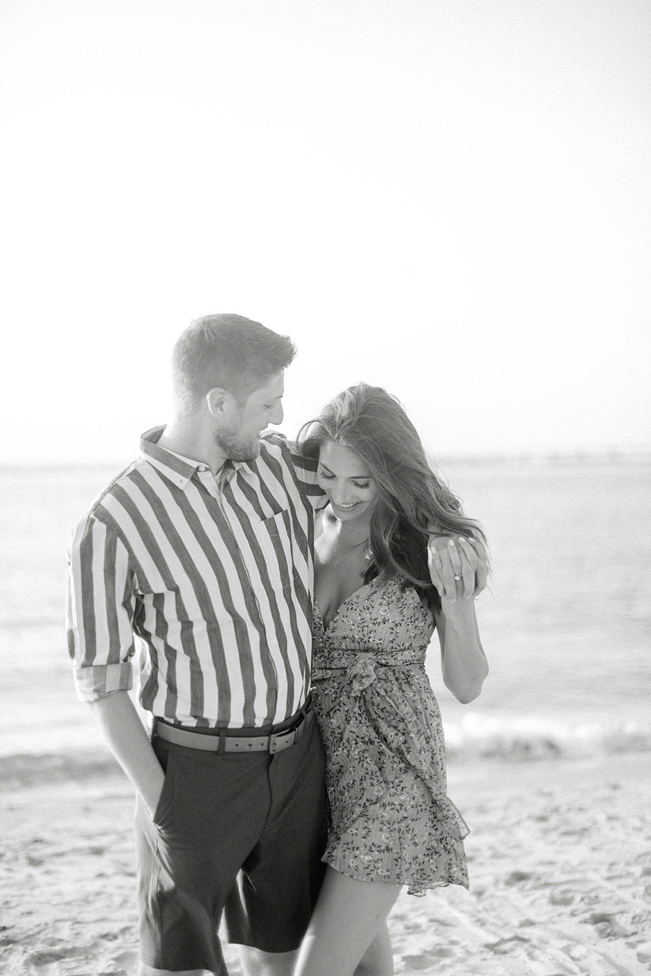 Bright and Fun Engagement Photography in Ocean City NJ by Magdalena Studios 0015