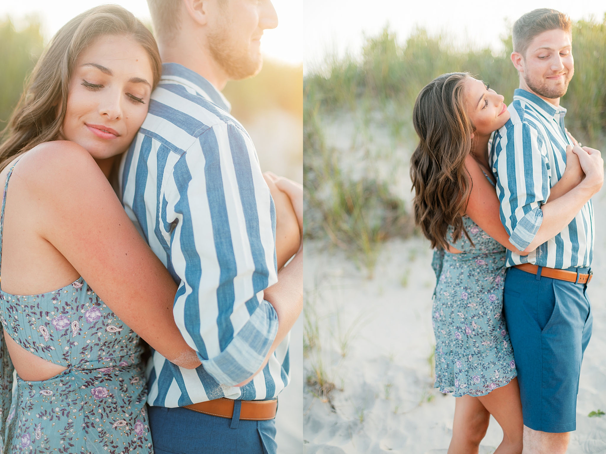 Bright and Fun Engagement Photography in Ocean City NJ by Magdalena Studios 0019