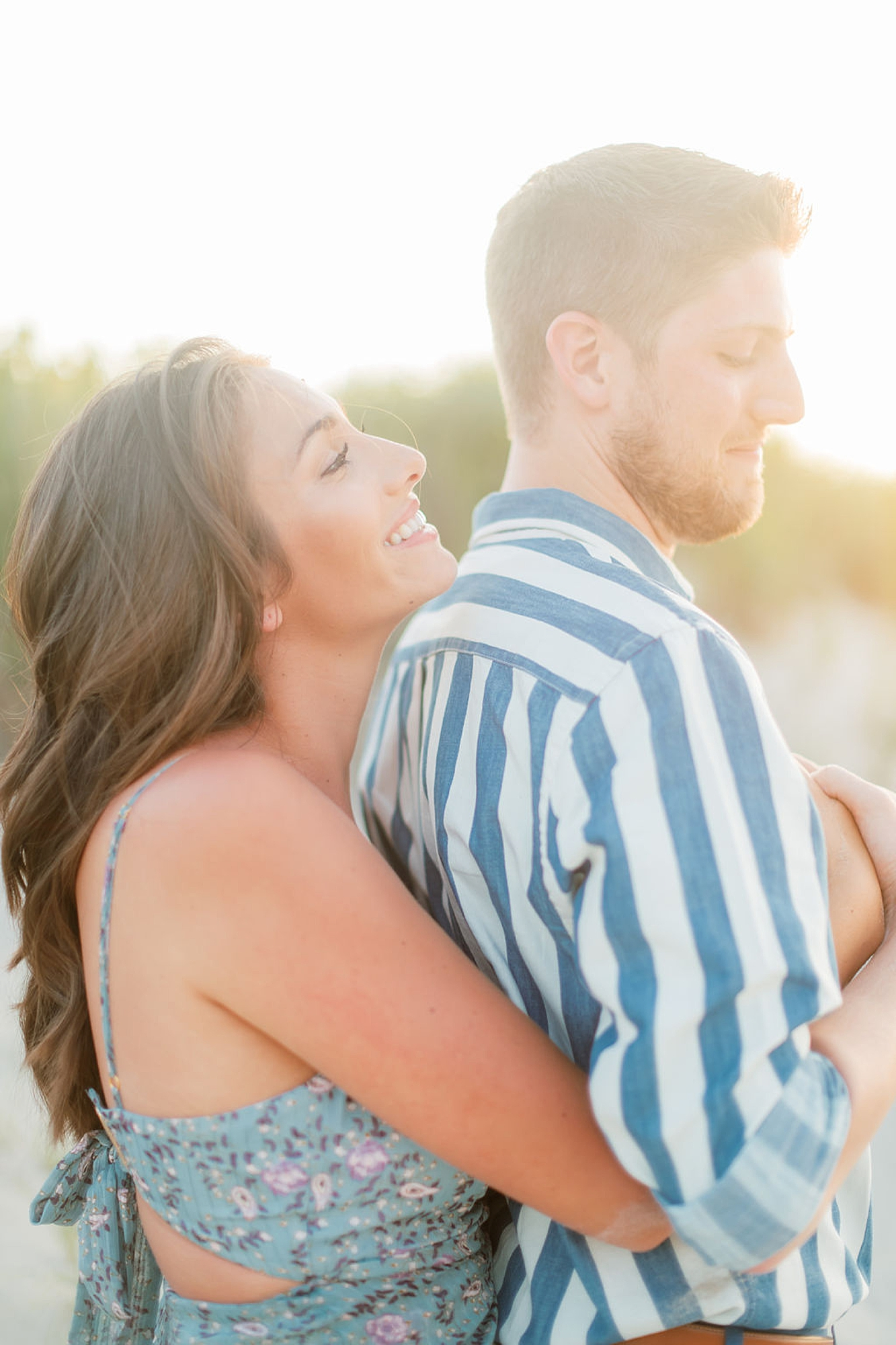 Bright and Fun Engagement Photography in Ocean City NJ by Magdalena Studios 0020