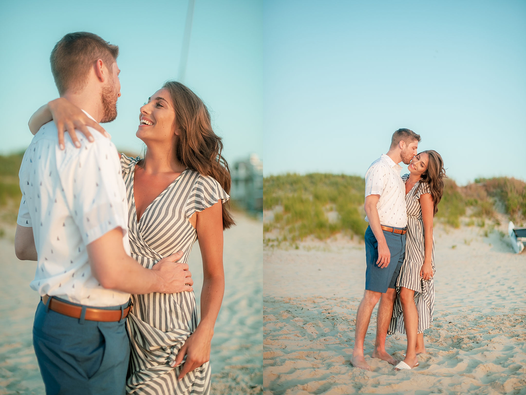 Bright and Fun Engagement Photography in Ocean City NJ by Magdalena Studios 0023