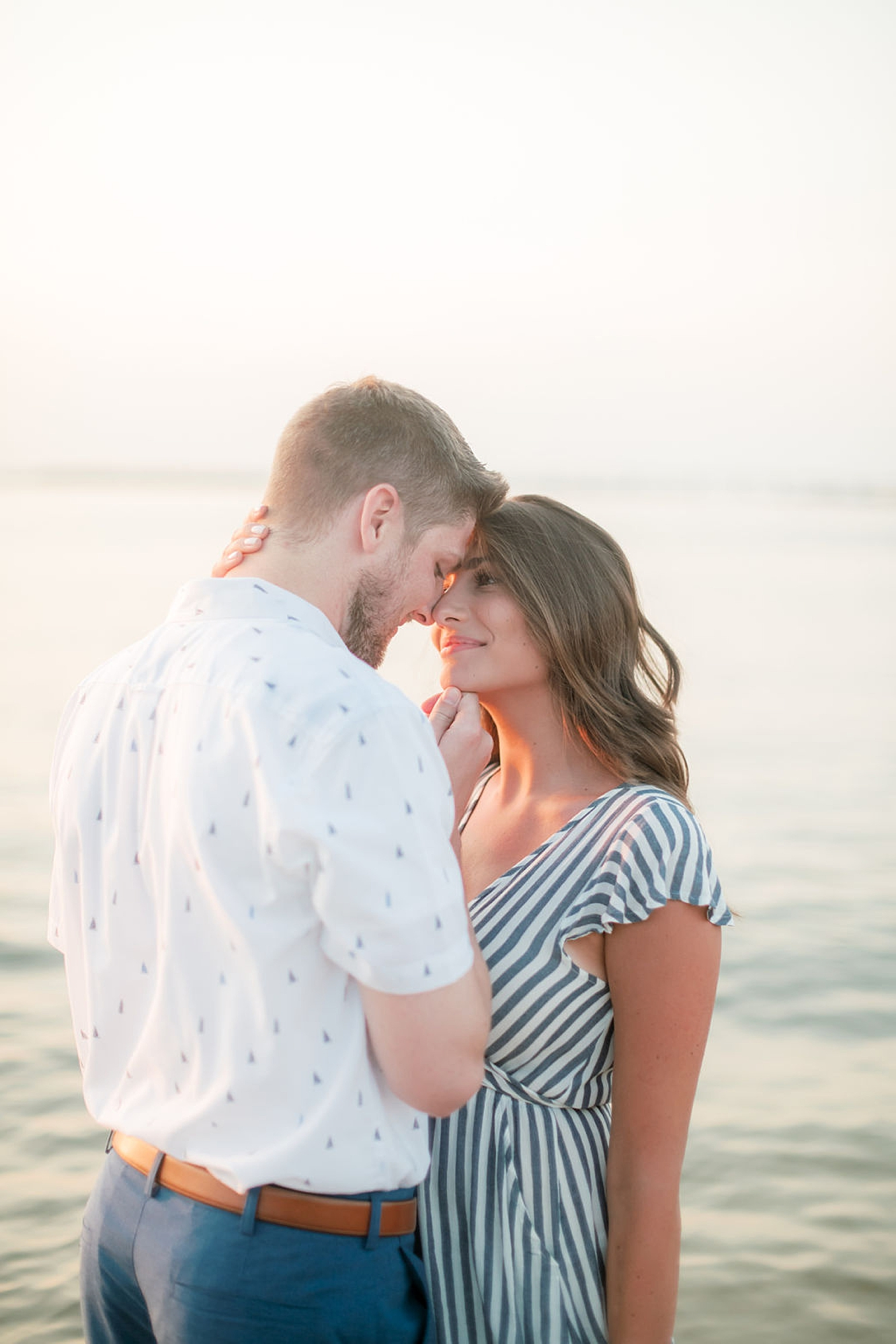 Bright and Fun Engagement Photography in Ocean City NJ by Magdalena Studios 0028