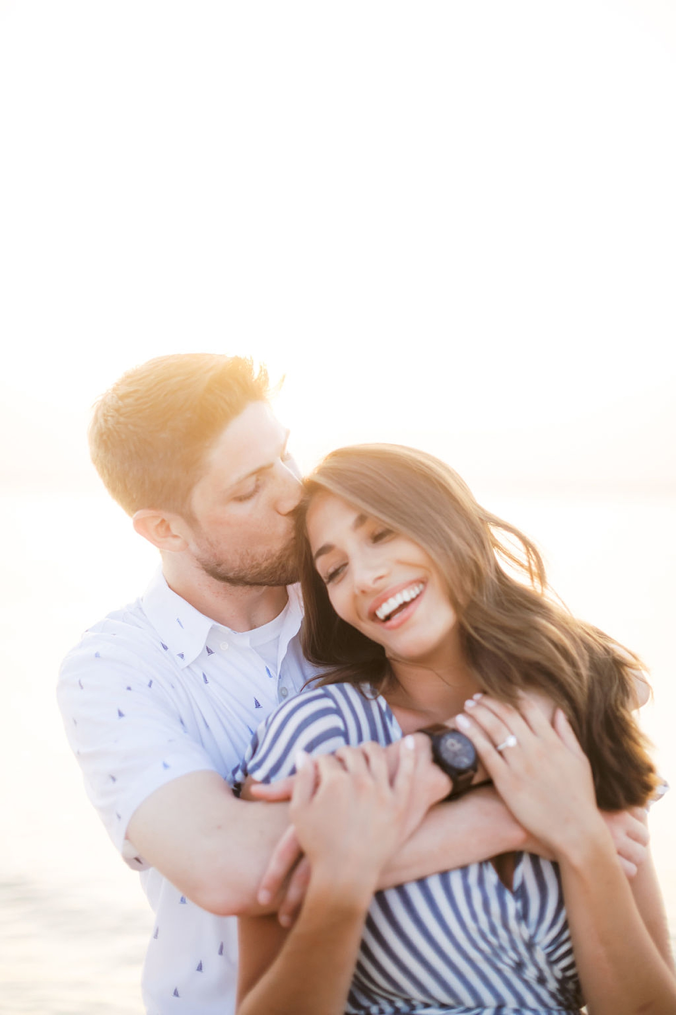 Bright and Fun Engagement Photography in Ocean City NJ by Magdalena Studios 0032