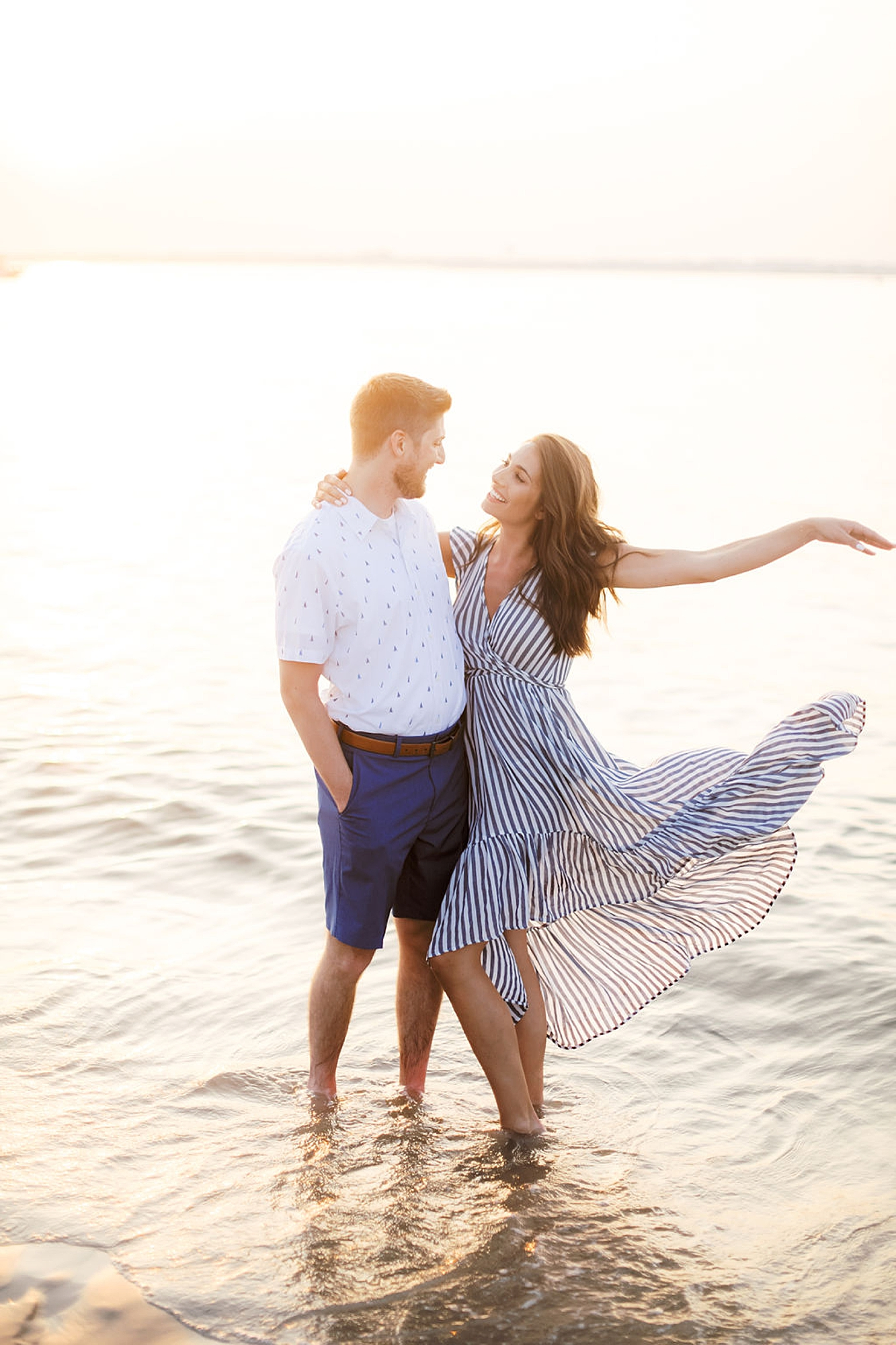 Bright and Fun Engagement Photography in Ocean City NJ by Magdalena Studios 0034