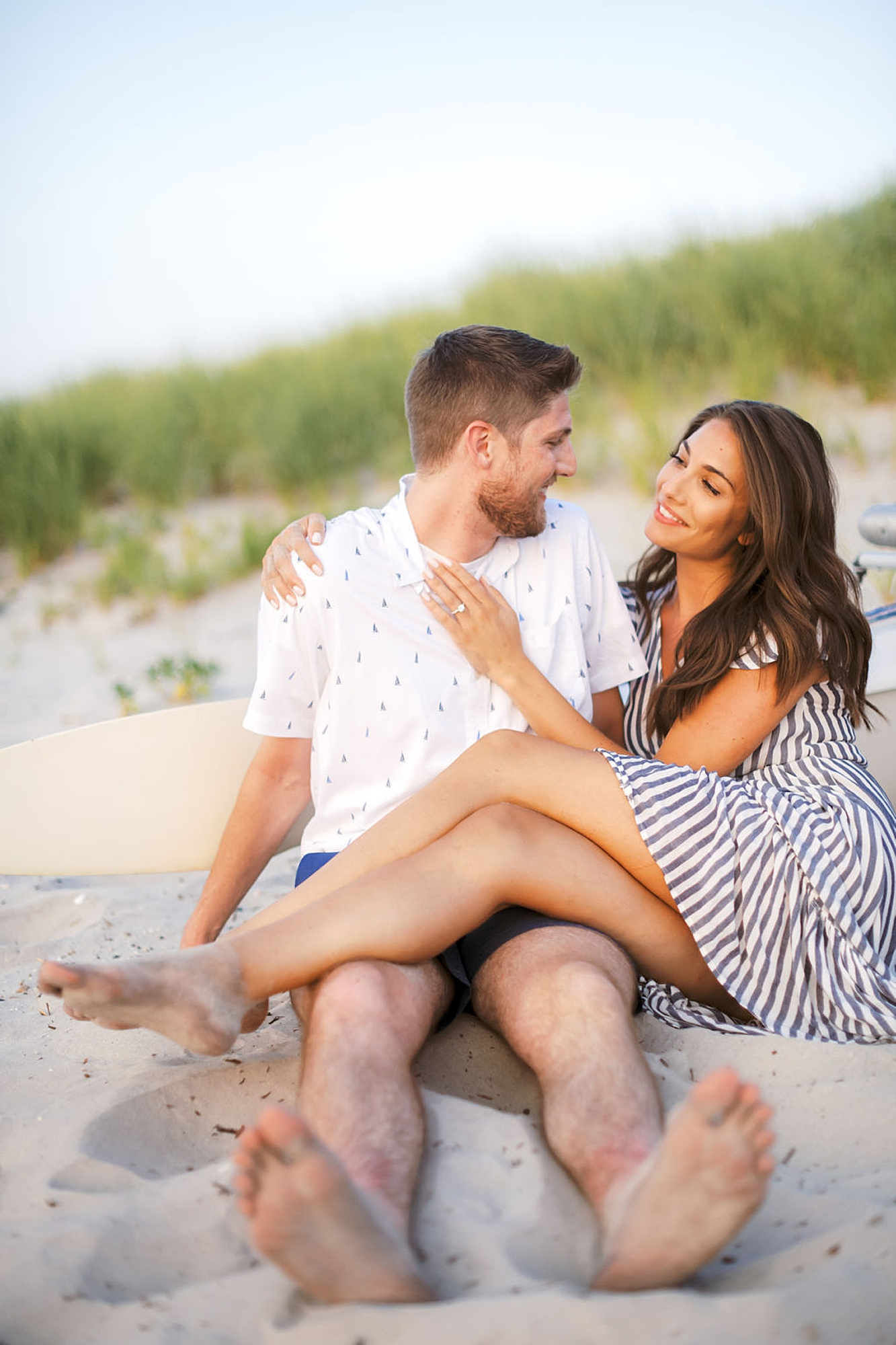 Bright and Fun Engagement Photography in Ocean City NJ by Magdalena Studios 0038