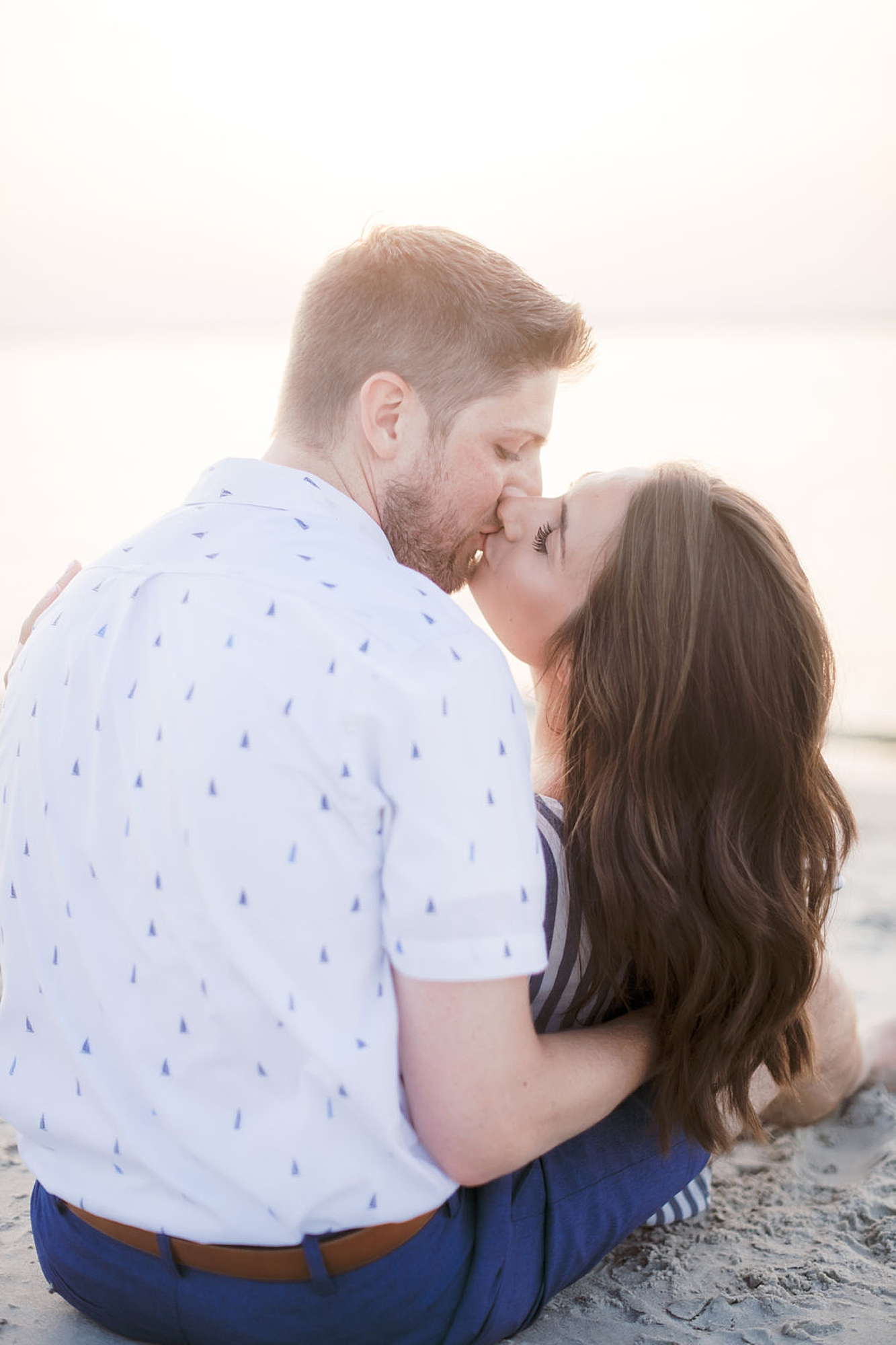 Bright and Fun Engagement Photography in Ocean City NJ by Magdalena Studios 0043