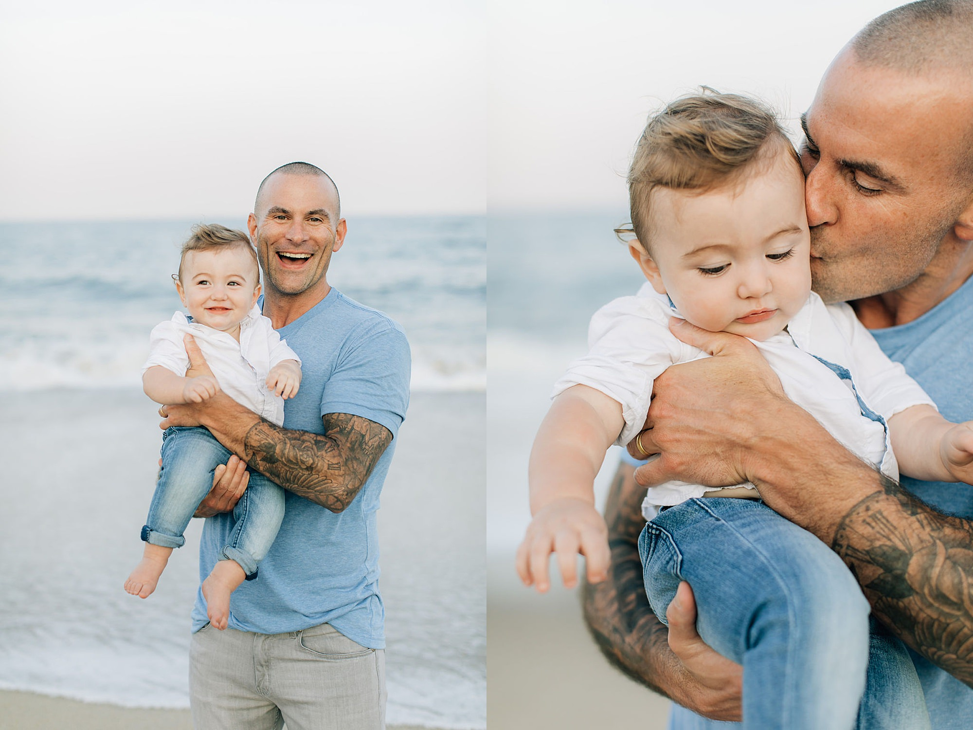 Long Branch NJ Film Family Portrait Photography by Magdalena Studios 0006