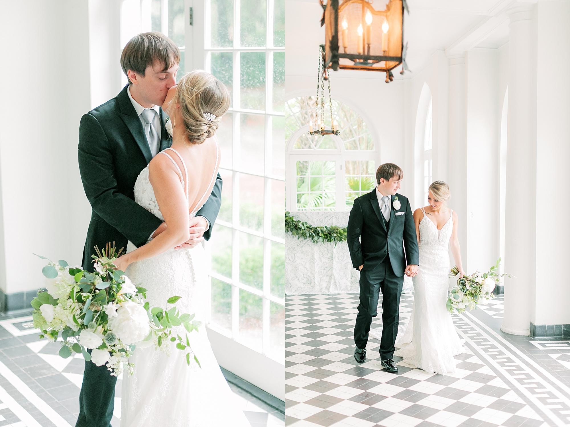 Lowndes Grove Plantation Charleston Film Wedding Photographer Magdalena Studios34