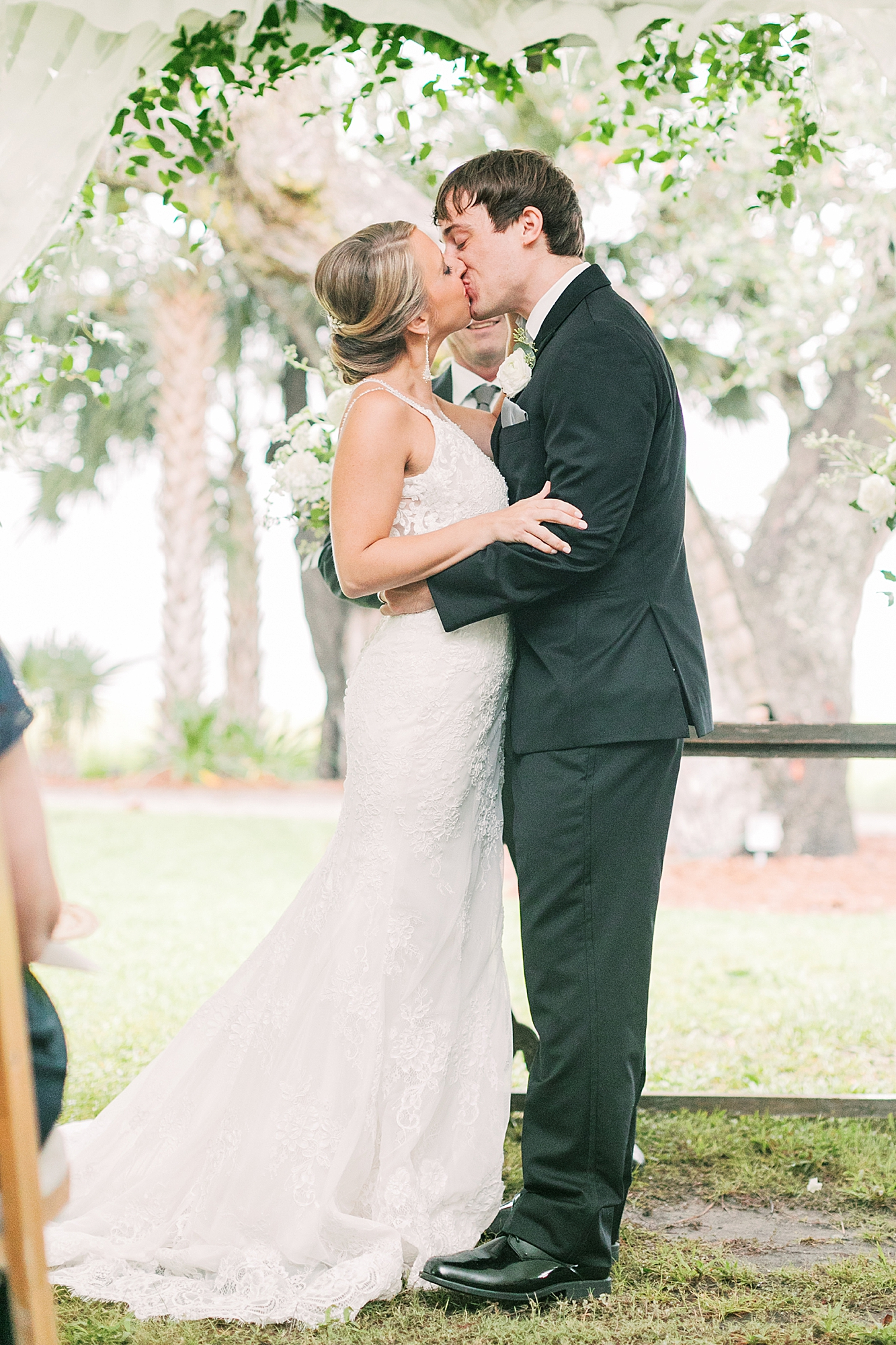Lowndes Grove Plantation Charleston Film Wedding Photographer Magdalena Studios45