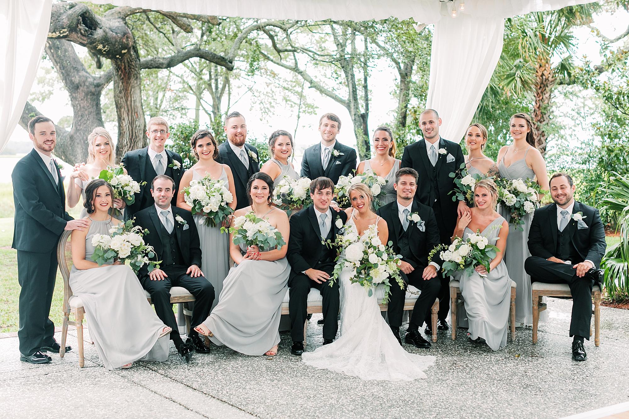 Lowndes Grove Plantation Charleston Film Wedding Photographer Magdalena Studios56