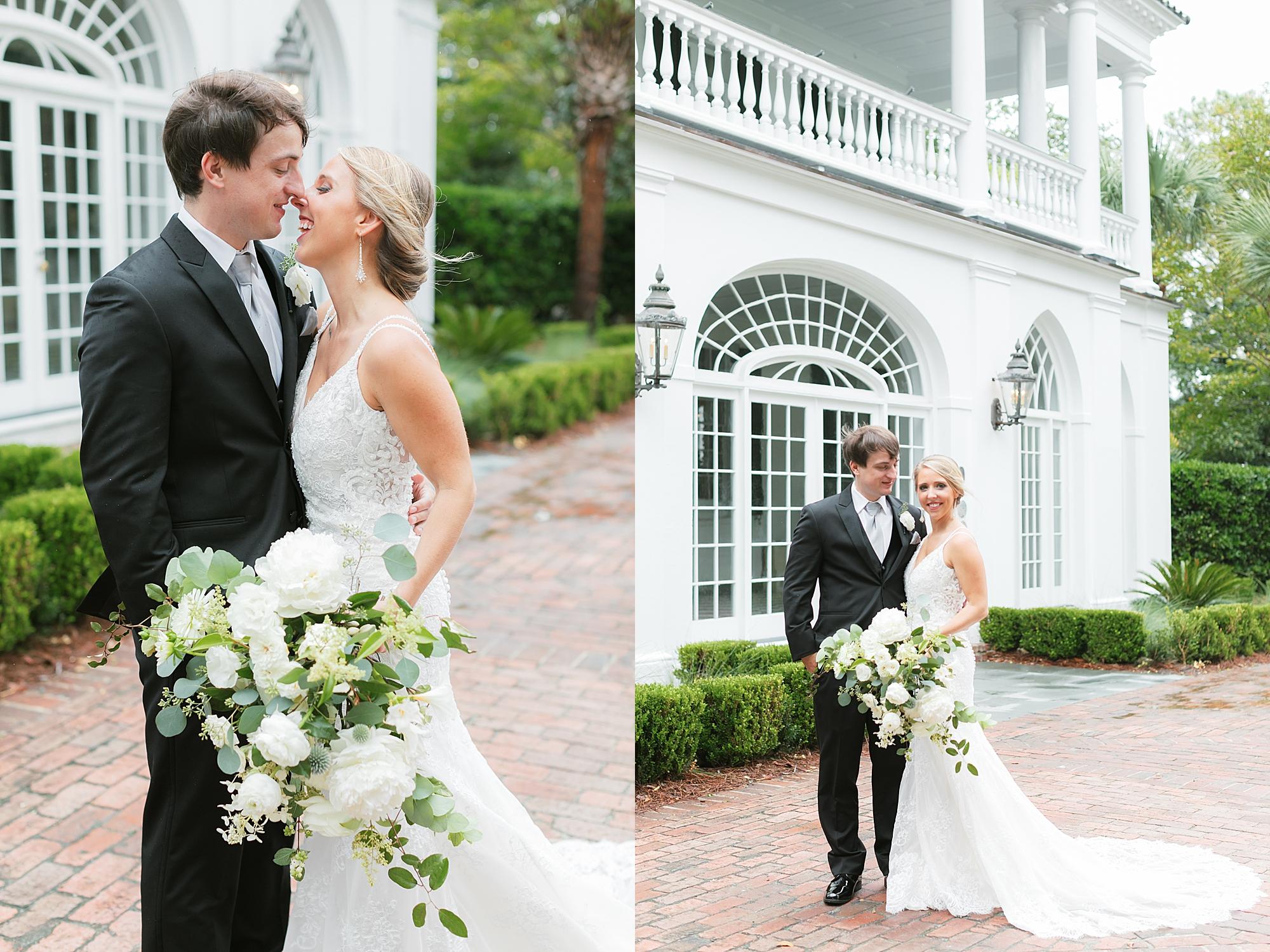 Lowndes Grove Plantation Charleston Film Wedding Photographer Magdalena Studios61