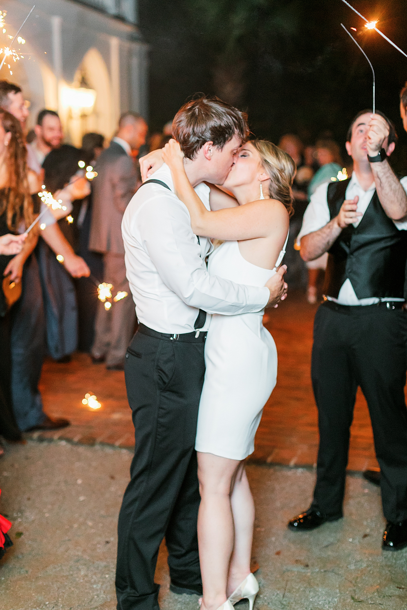Lowndes Grove Plantation Charleston Film Wedding Photographer Magdalena Studios91