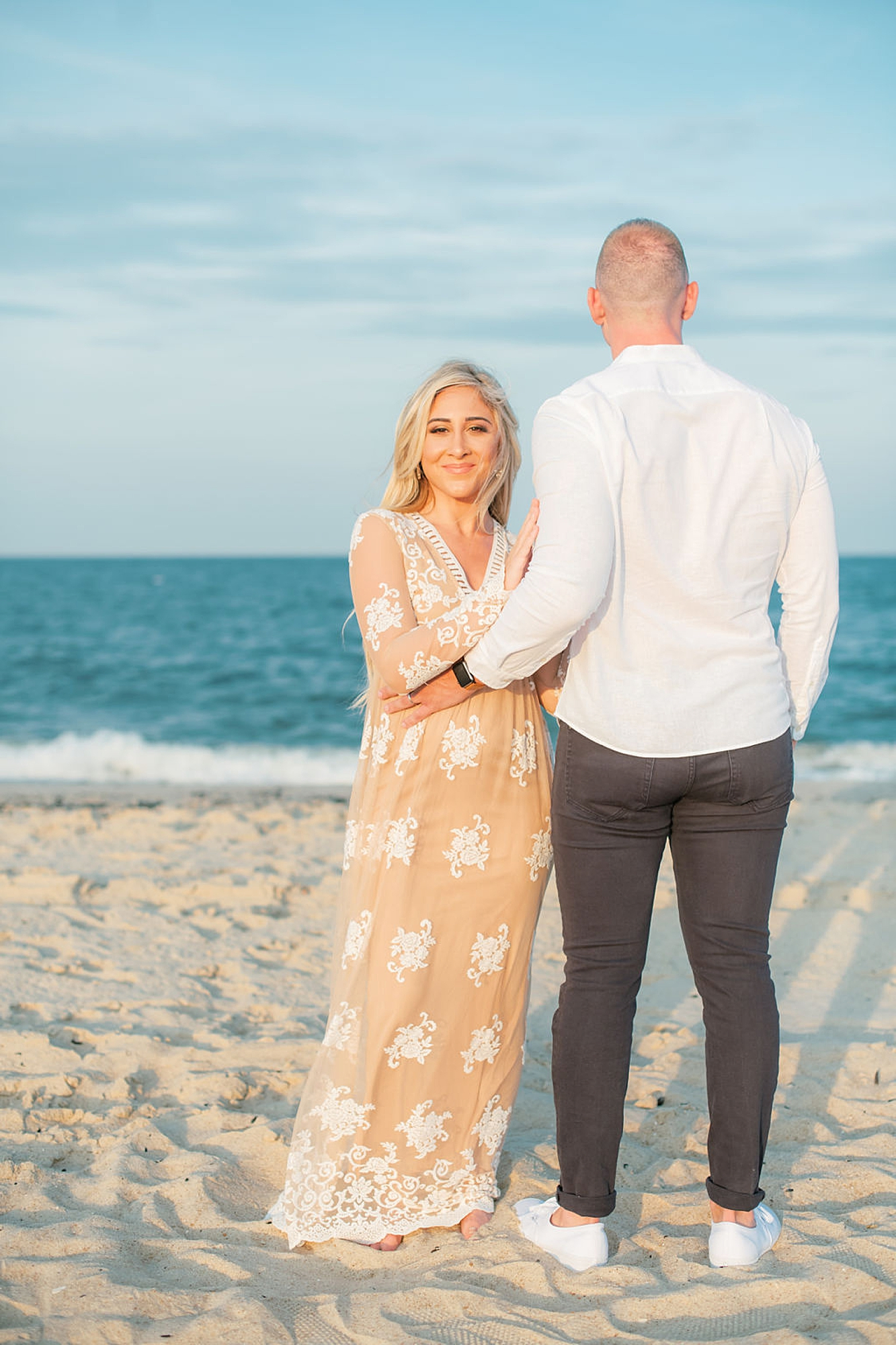 Natural and Fun Maternity Photography in Ocean City NJ by Magdalena Studios 0014