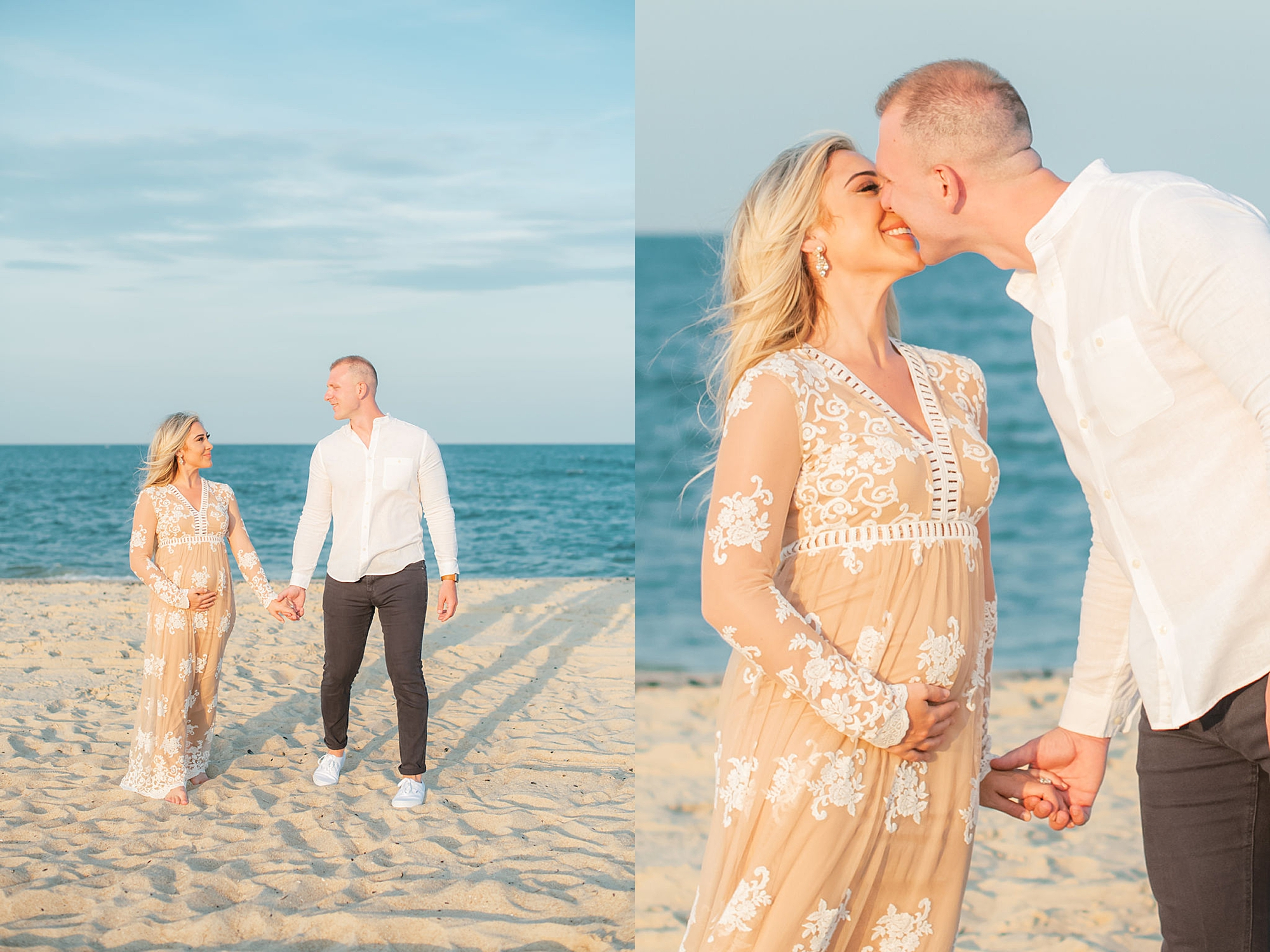 Natural and Fun Maternity Photography in Ocean City NJ by Magdalena Studios 0015
