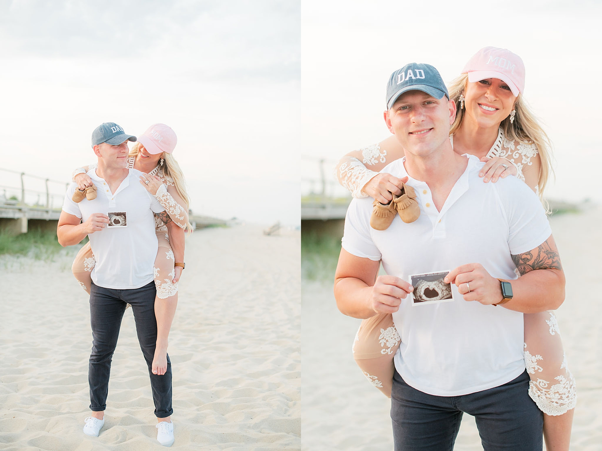 Natural and Fun Maternity Photography in Ocean City NJ by Magdalena Studios 0023