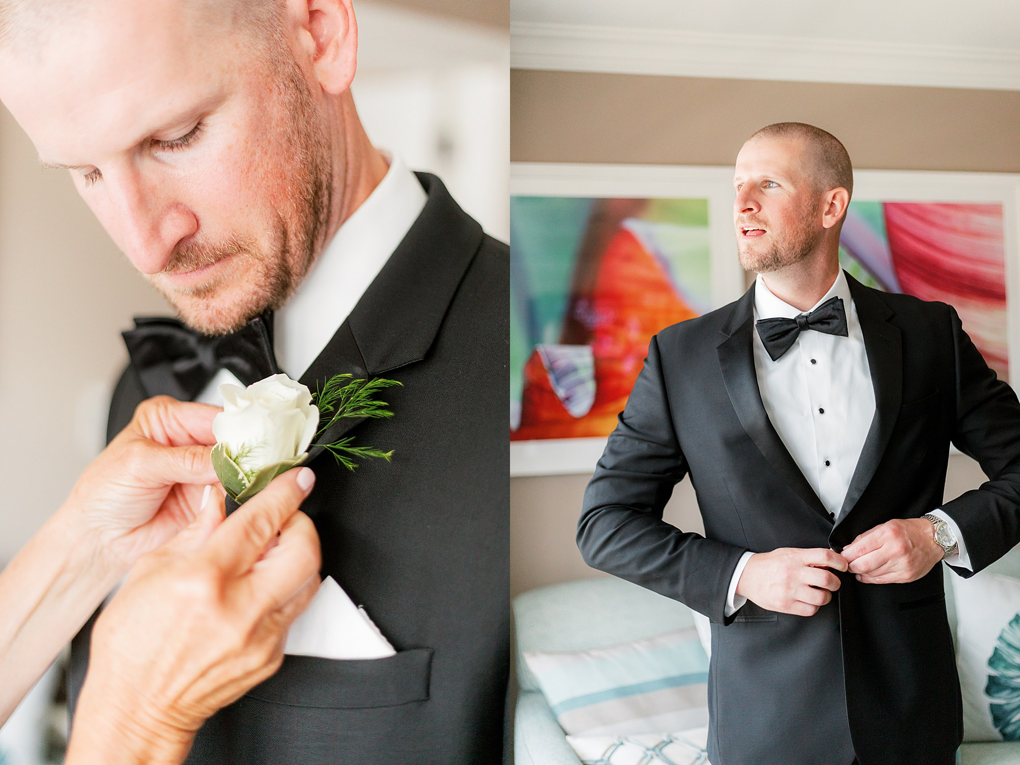 Natural and Vibrant Wedding Photography at the Reeds in Stone Harbor NJ by Magdalena Studios 0018
