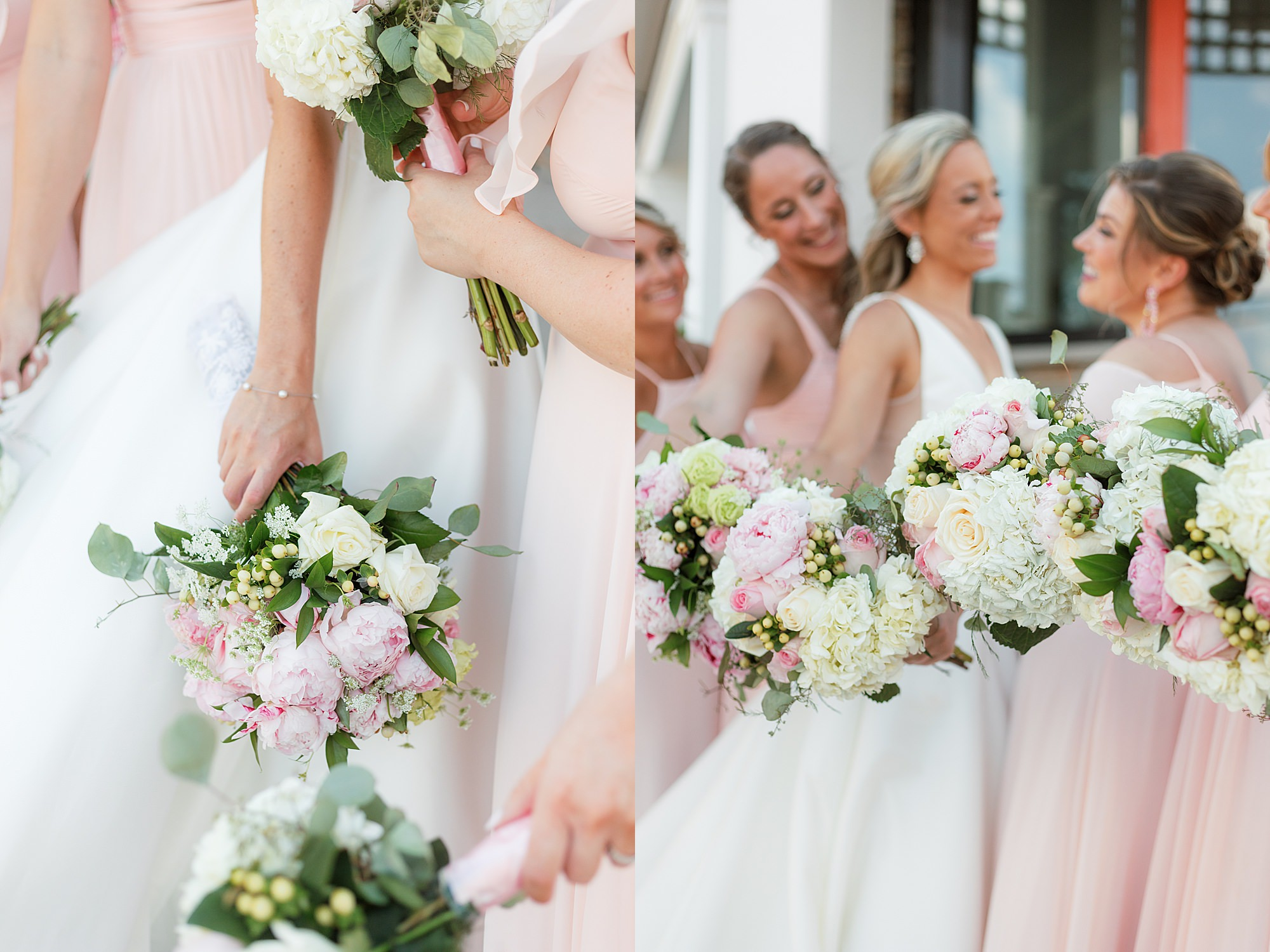 Natural and Vibrant Wedding Photography at the Reeds in Stone Harbor NJ by Magdalena Studios 0031