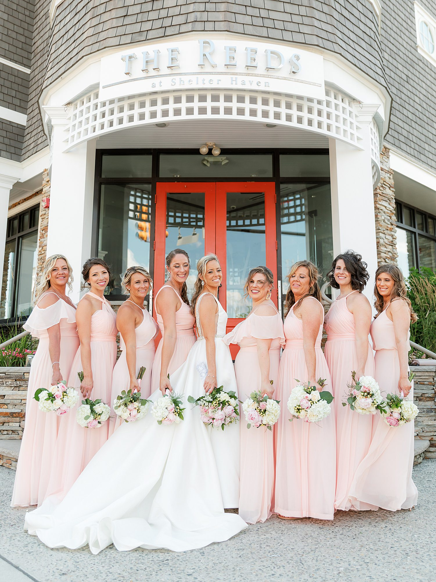 Natural and Vibrant Wedding Photography at the Reeds in Stone Harbor NJ by Magdalena Studios 0032