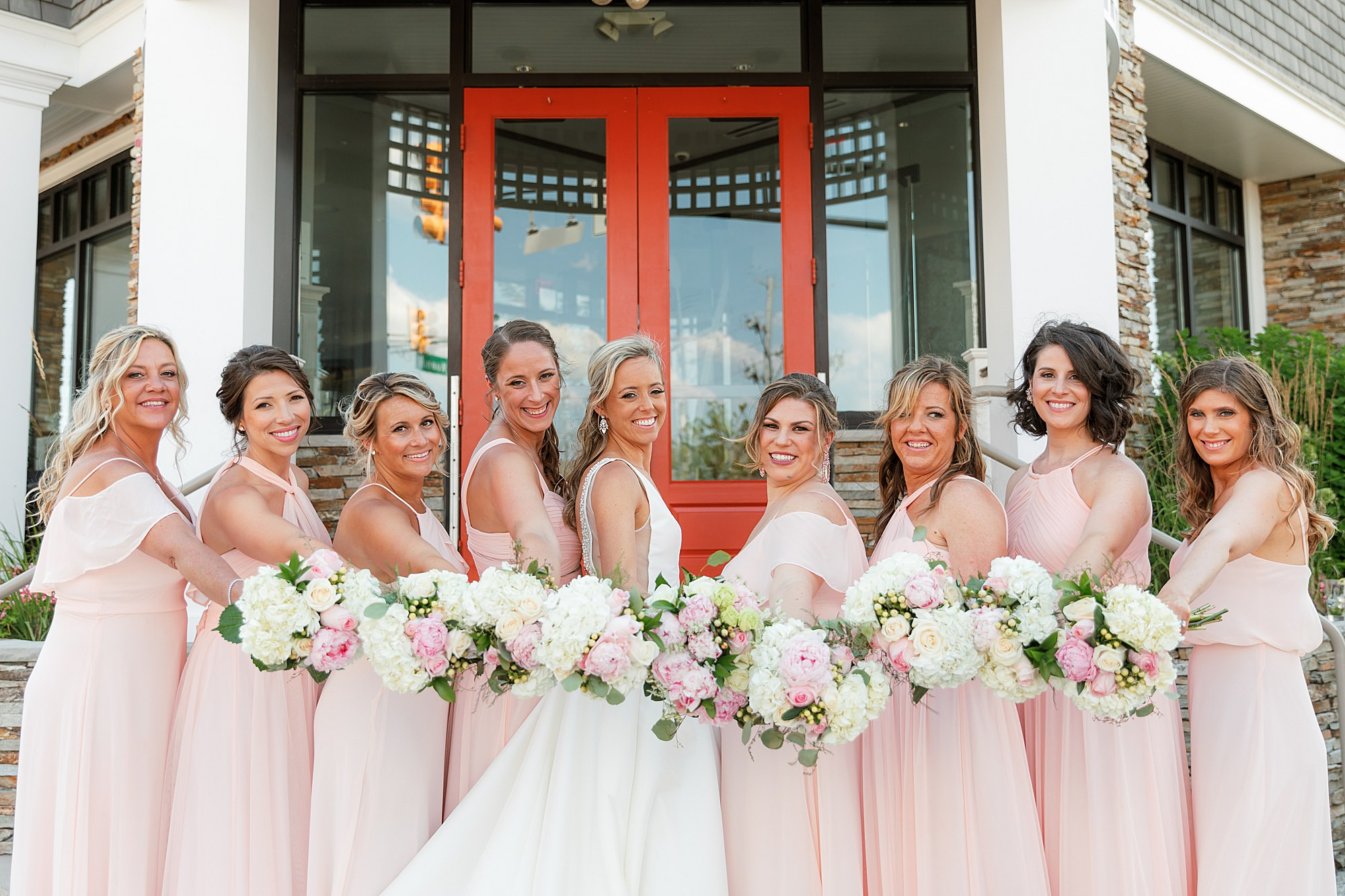 Natural and Vibrant Wedding Photography at the Reeds in Stone Harbor NJ by Magdalena Studios 0033