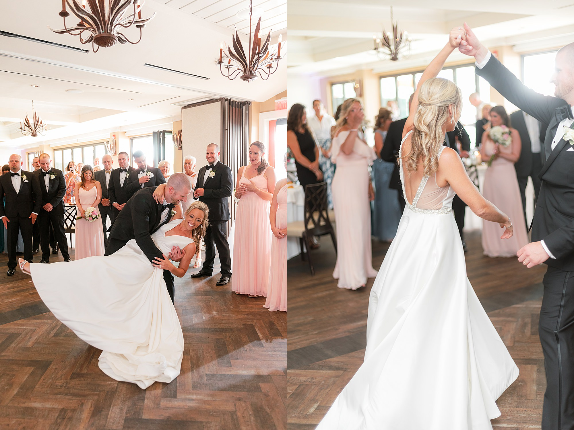 Natural and Vibrant Wedding Photography at the Reeds in Stone Harbor NJ by Magdalena Studios 0058