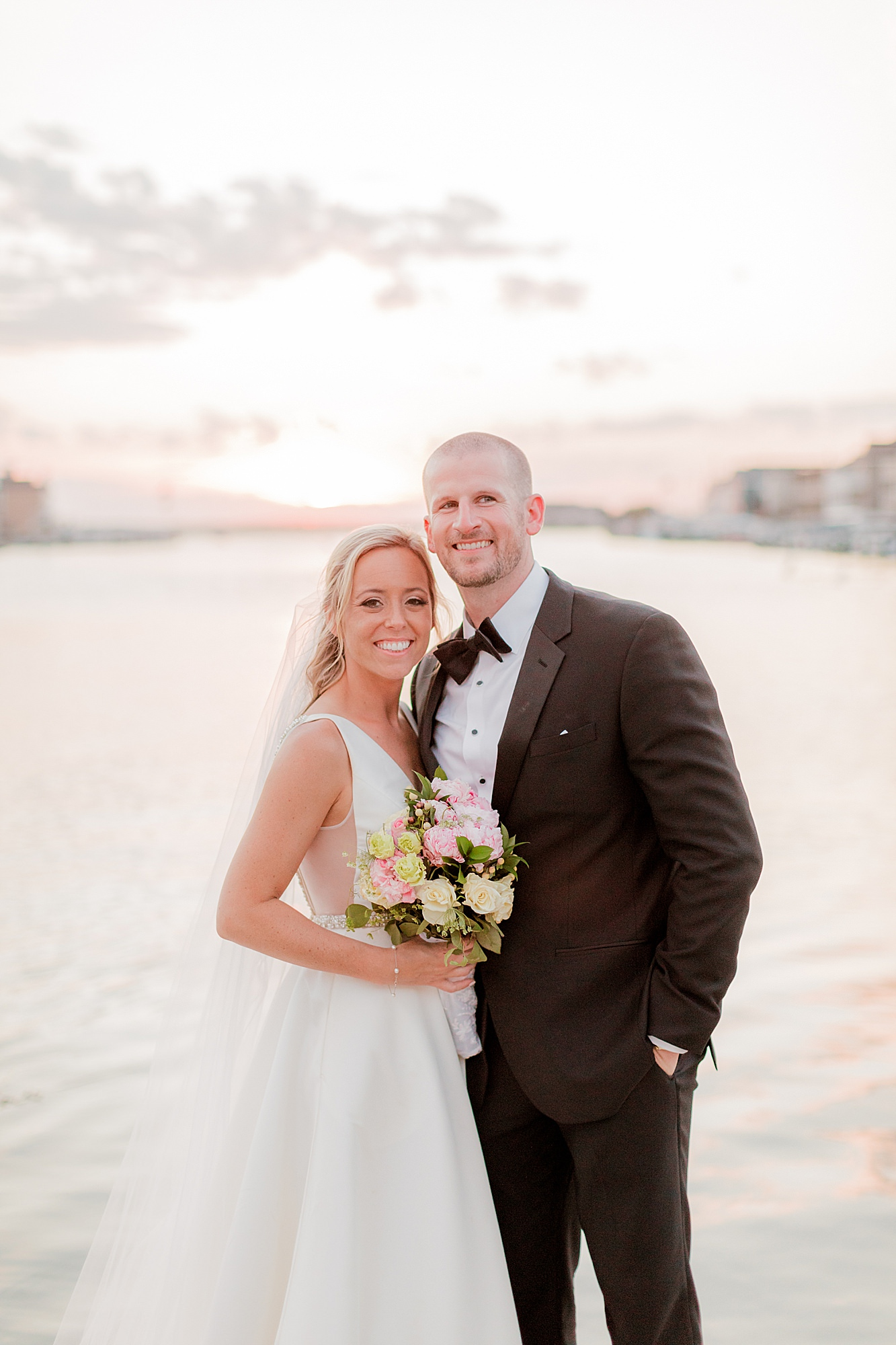 Natural and Vibrant Wedding Photography at the Reeds in Stone Harbor NJ by Magdalena Studios 0059