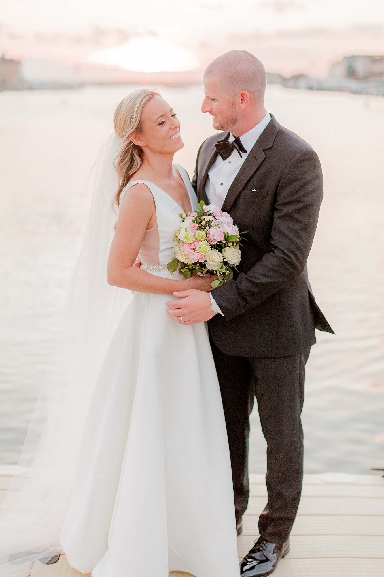 Natural and Vibrant Wedding Photography at the Reeds in Stone Harbor NJ by Magdalena Studios 0060