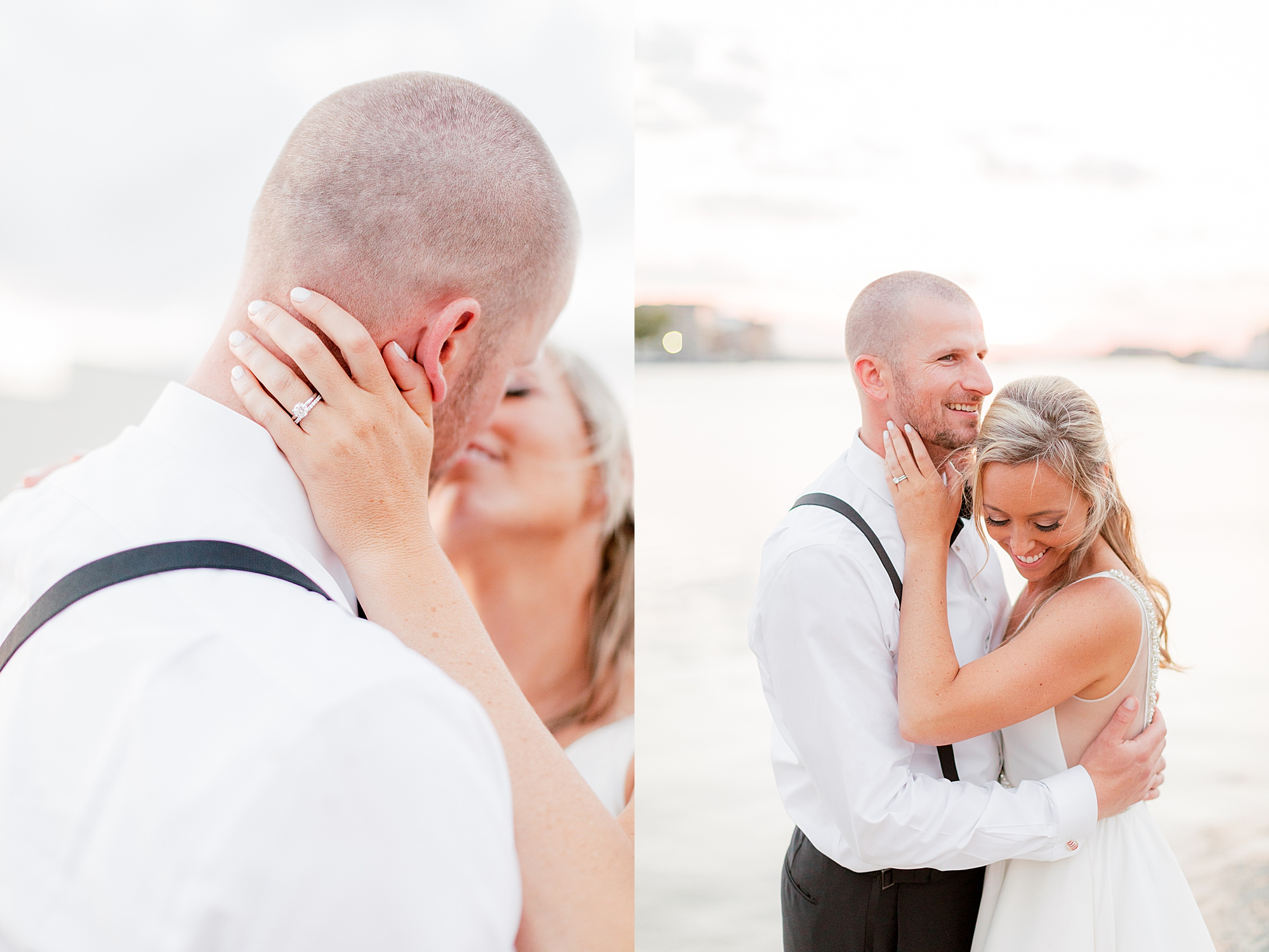 Natural and Vibrant Wedding Photography at the Reeds in Stone Harbor NJ by Magdalena Studios 0064