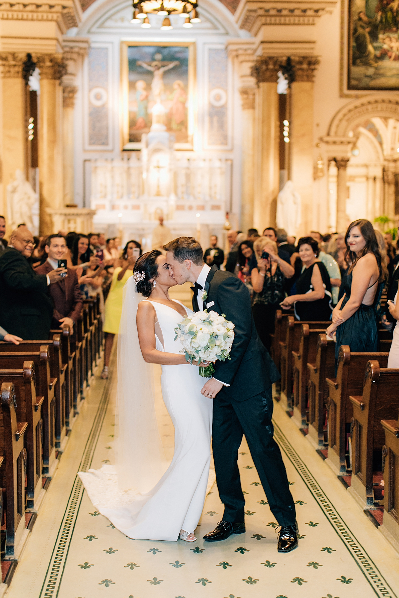 Cescaphe Philadelphia Film Wedding Photography by Magdalena Studios 20