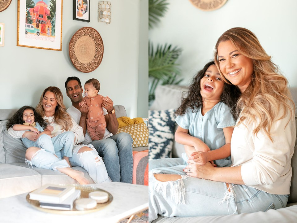 Home Lifestyle Family Photography by Magdalena Studios in Ocean City New Jersey13