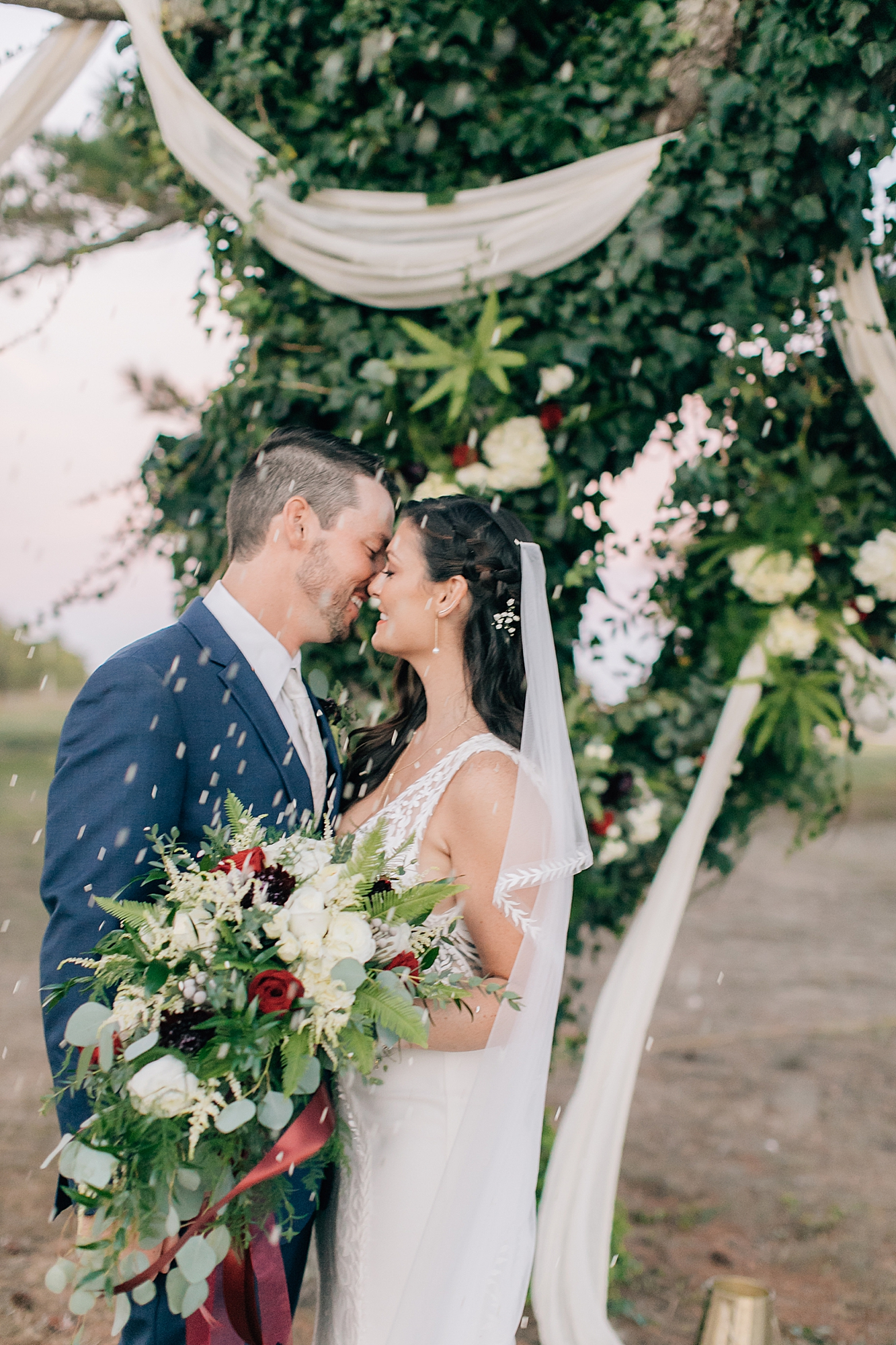 Linwood Country Club Film Wedding Photography by Magdalena Studios South Jersey Wedding Photographer 22